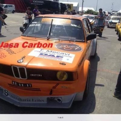 BMW E21 BODY kit fenders Group 2