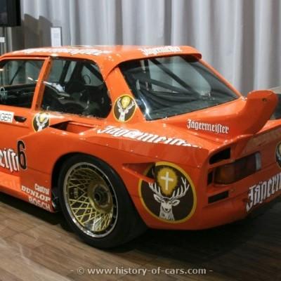 BMW E21 Spoiler Rear - group 5