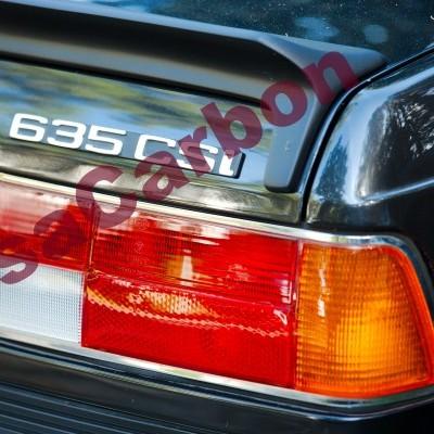 BMW E24 Spoiler Rear