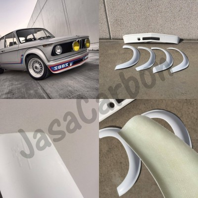 BMW e10 (2002)  Fenders + Front LIP Turbo