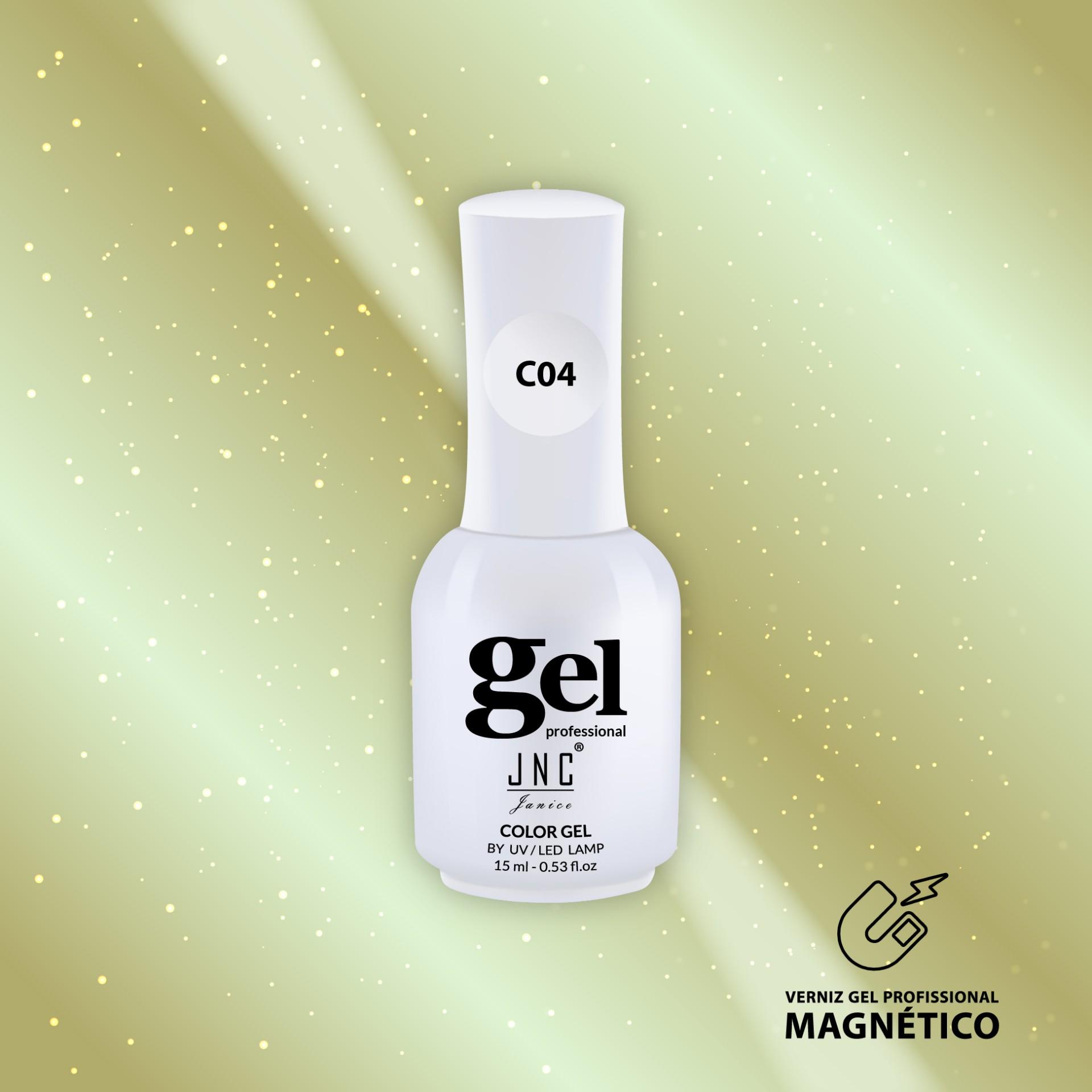Verniz Gel Cat Eye C04