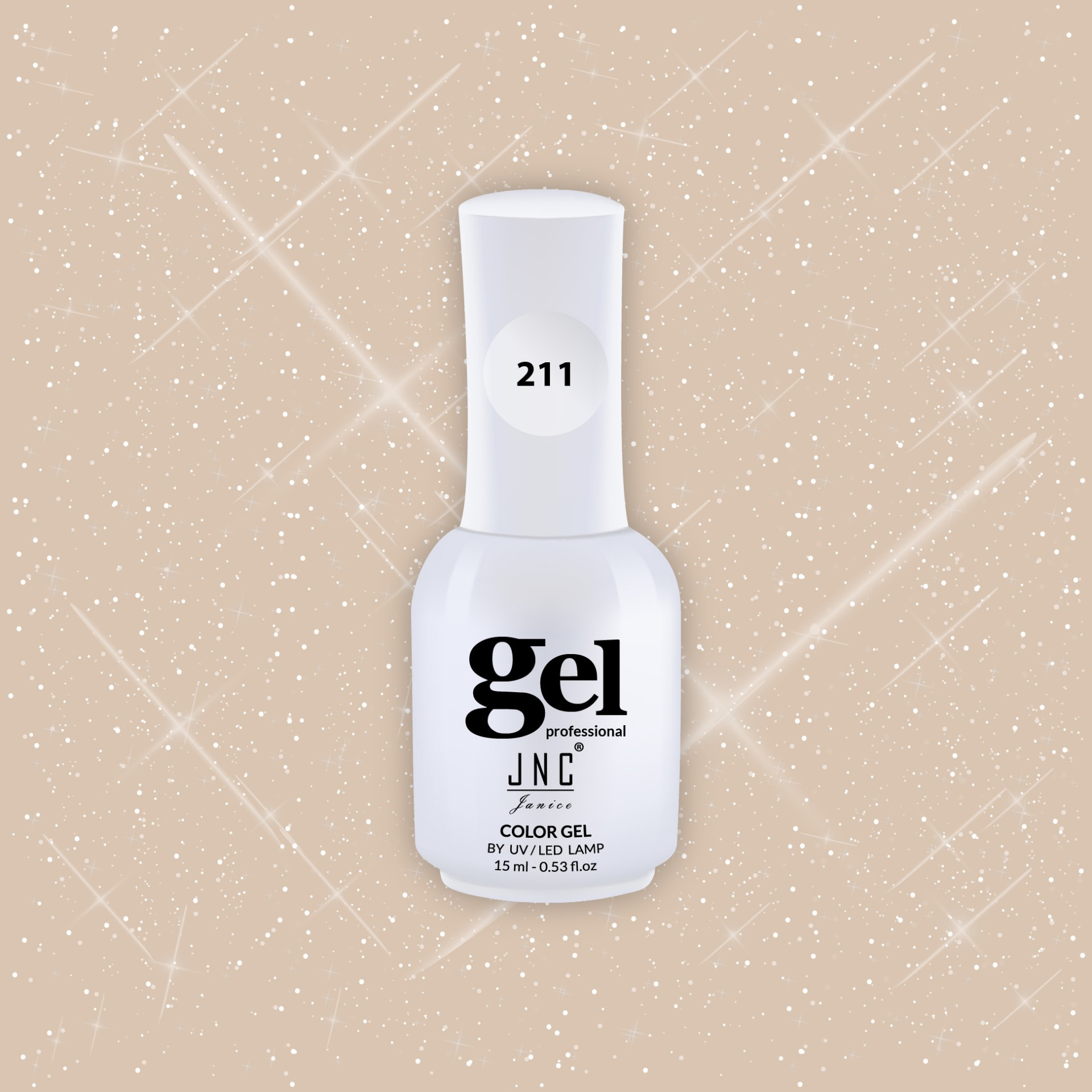 Verniz Gel Intense Glow 211