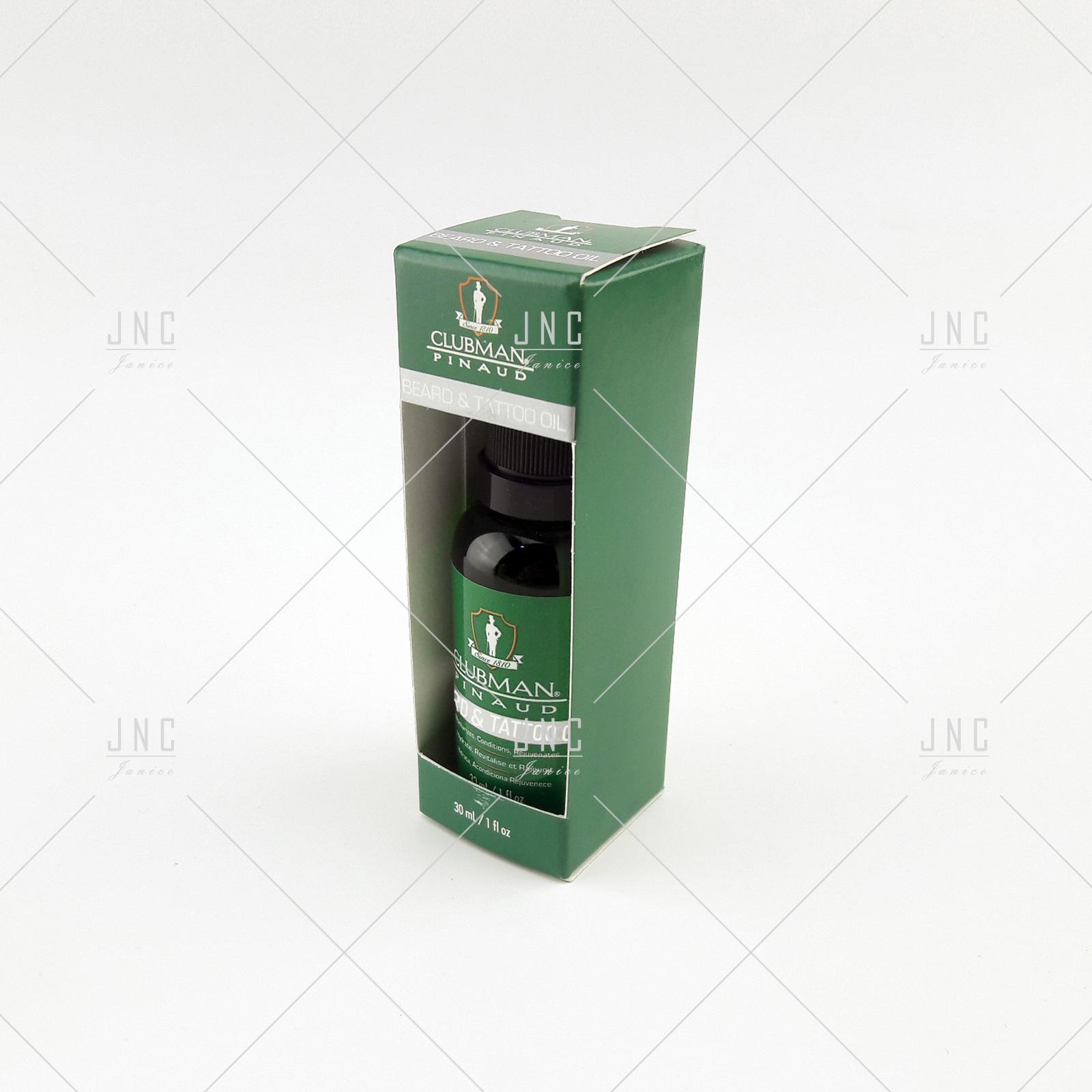 Óleo Hidratante Barba e Tattoo 30ml | REF.CP28003