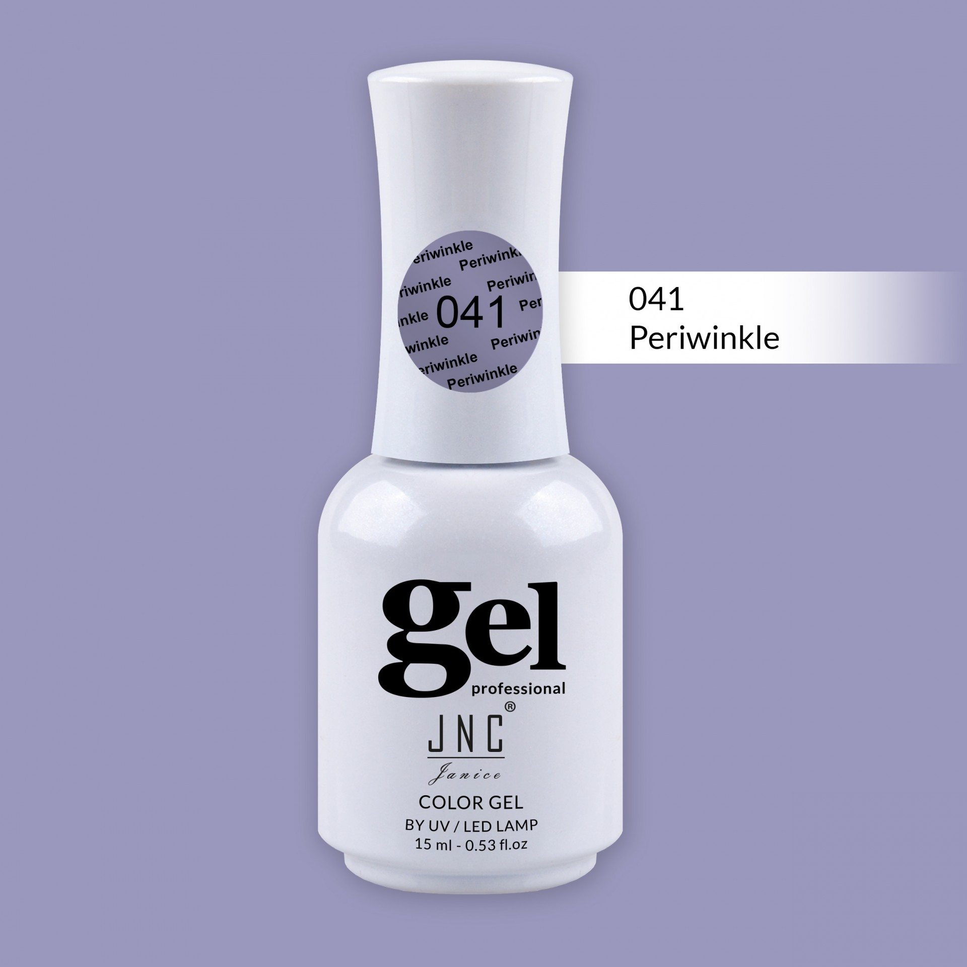 Verniz Gel 041 - Periwinkle