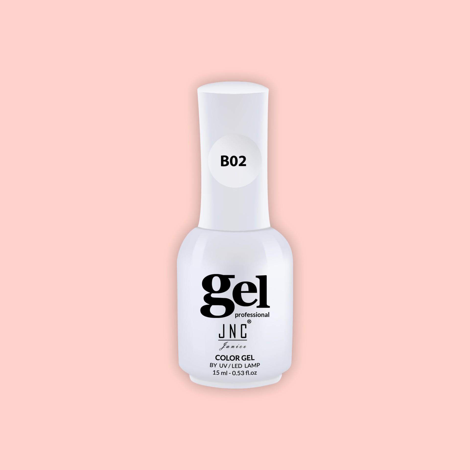 Verniz Gel Essentials B02