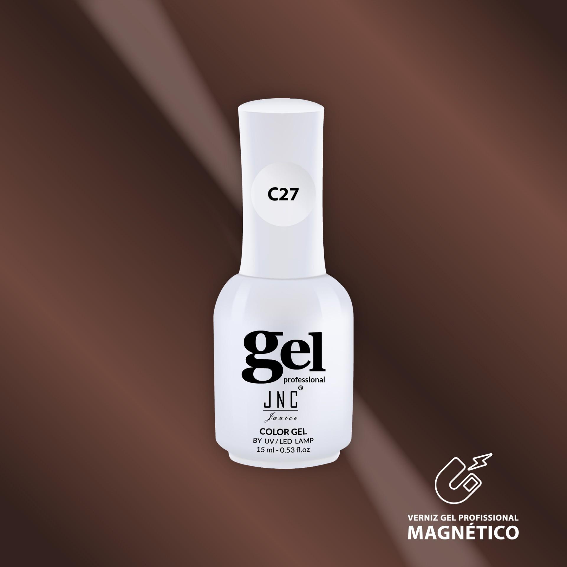 Verniz Gel Cat Eye C27