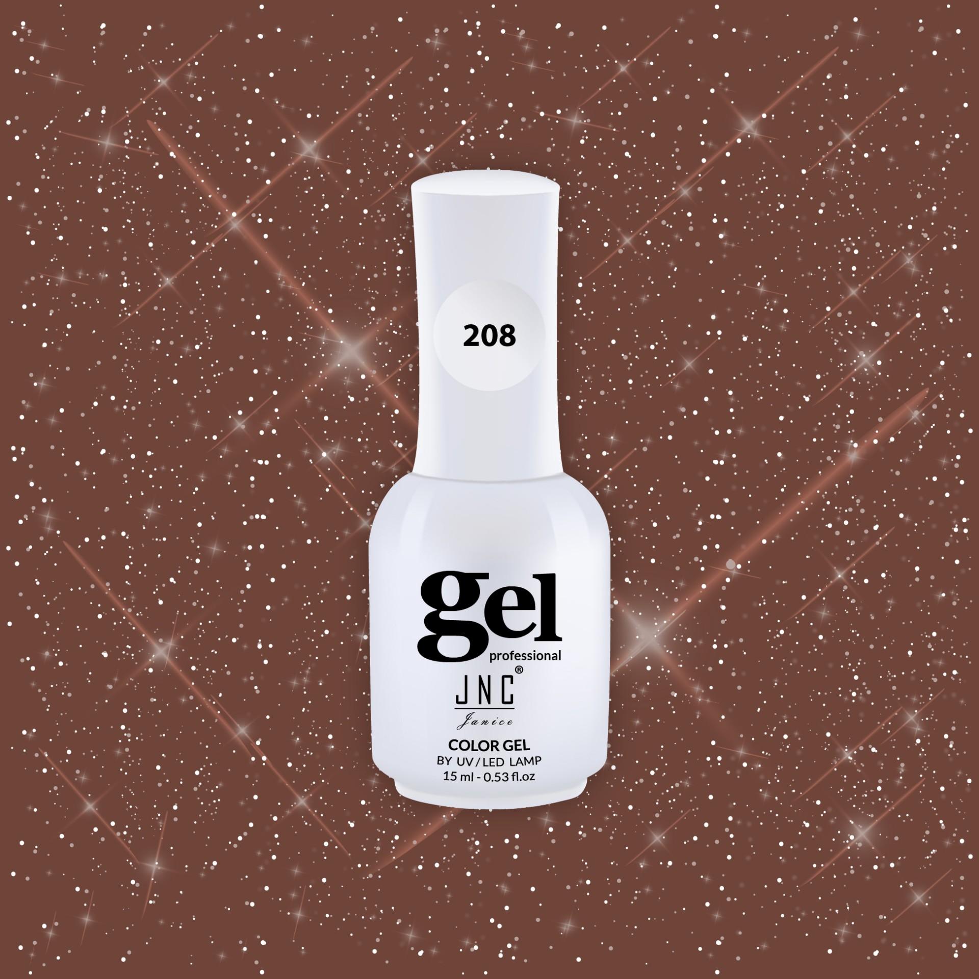 Verniz Gel Intense Glow 208