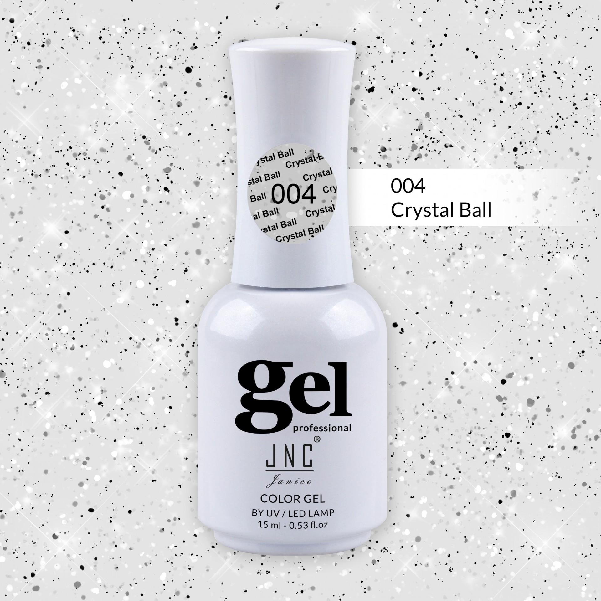 Verniz Gel 004 - Crystal Ball