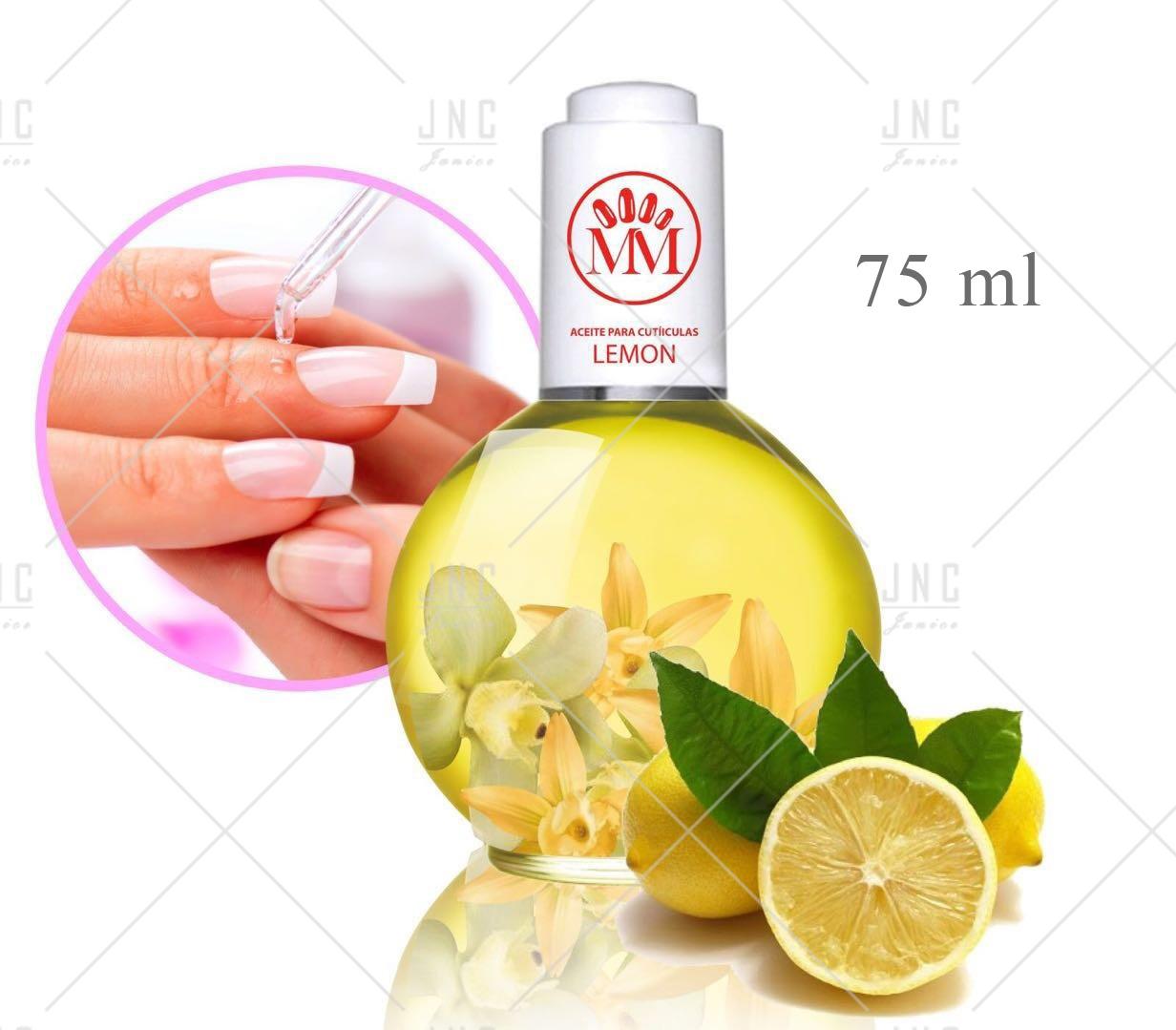 Óleo Hidratante para Cutículas - Limão | Ref.515571