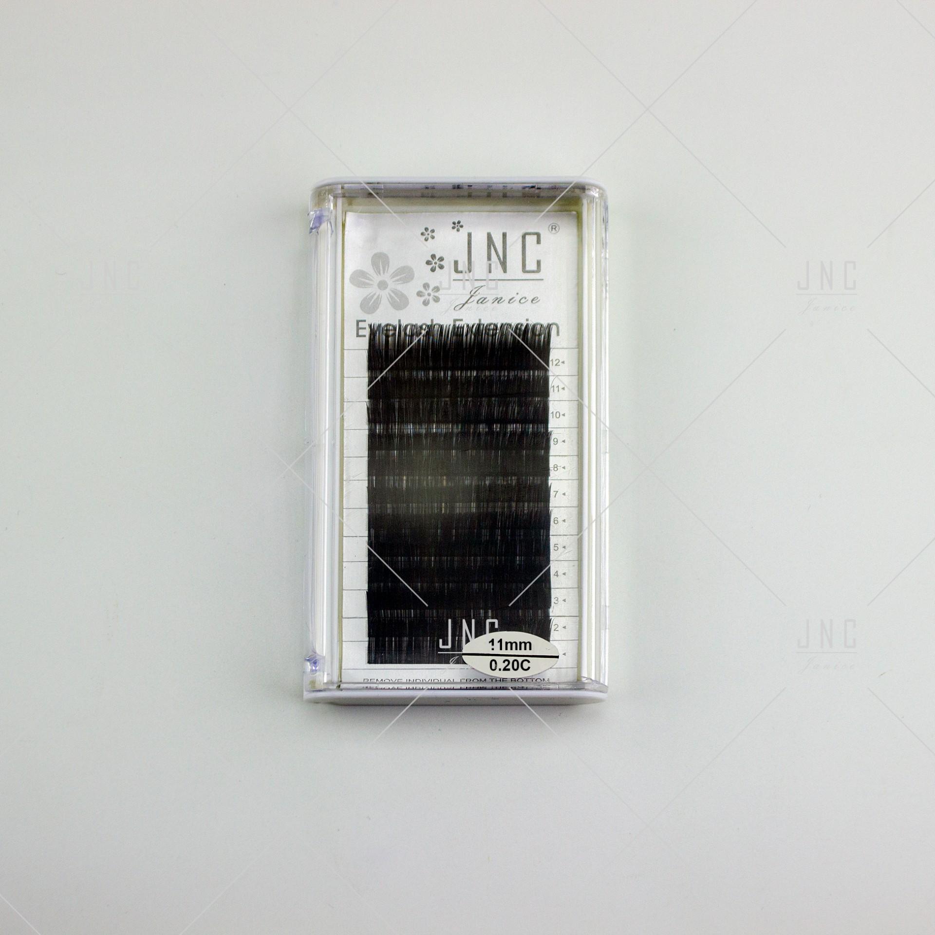 Extensão de Pestanas JNC | 0.20C - 11mm | Ref.860915