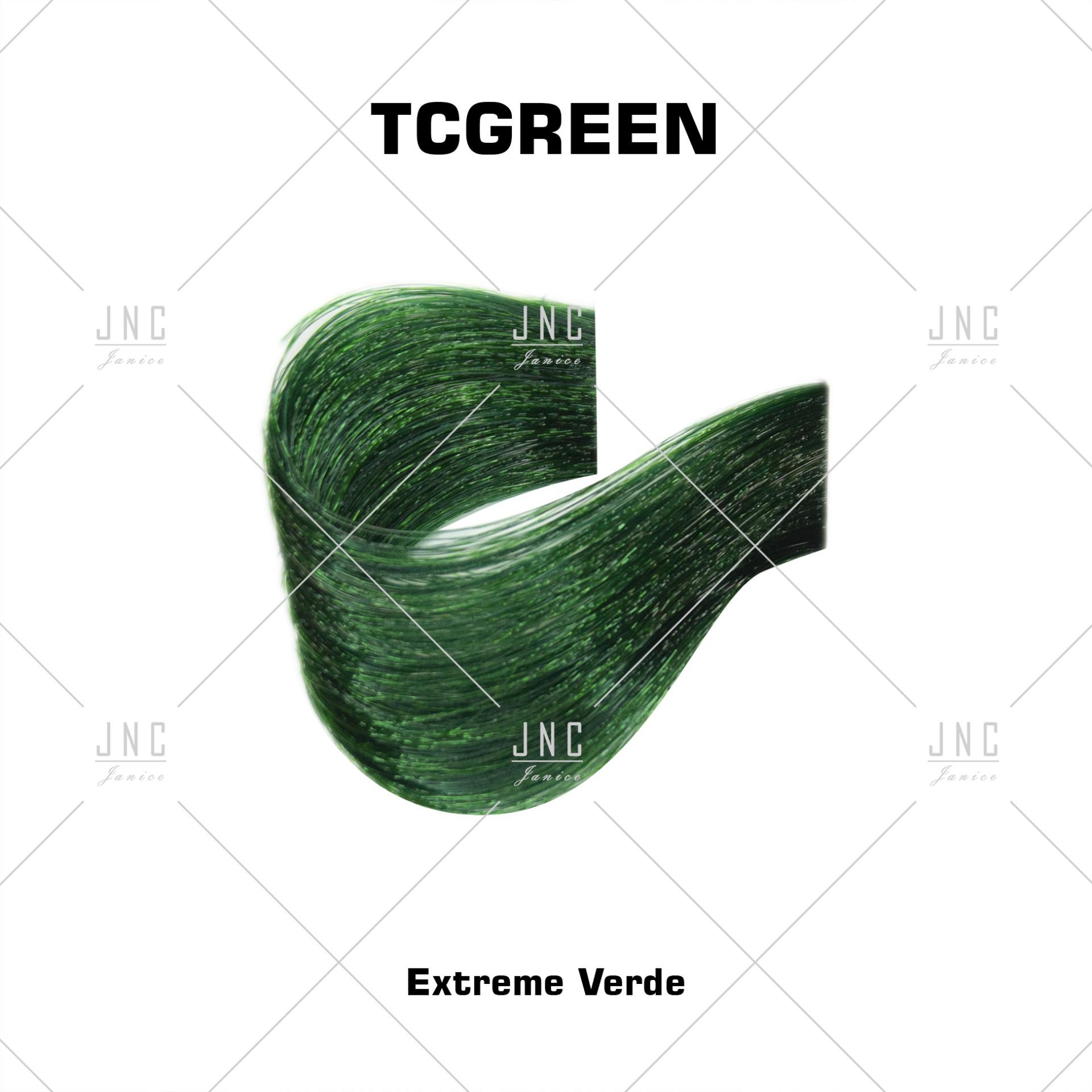 Color Cream Crioxidil TCGREEN
