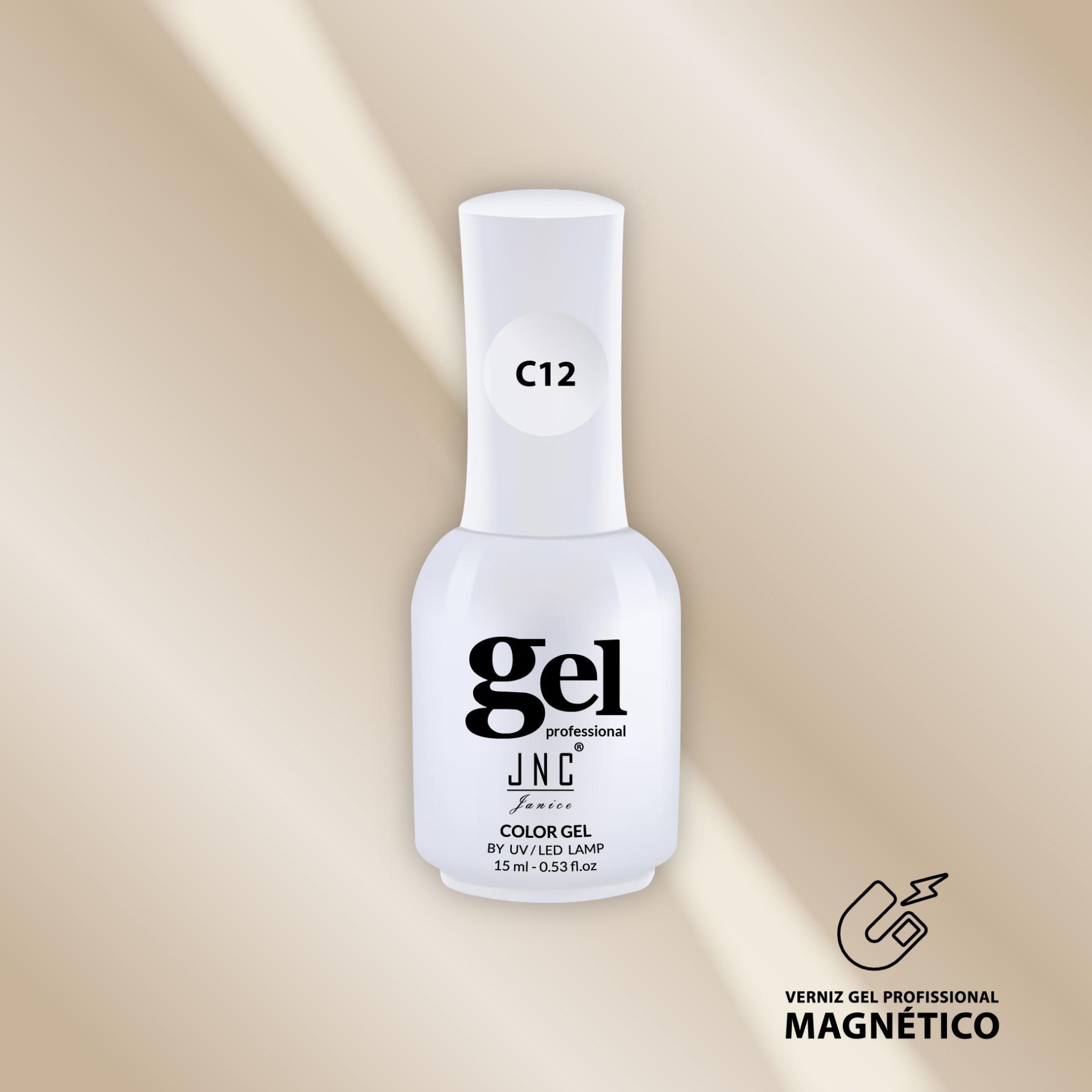 Verniz Gel Cat Eye C12