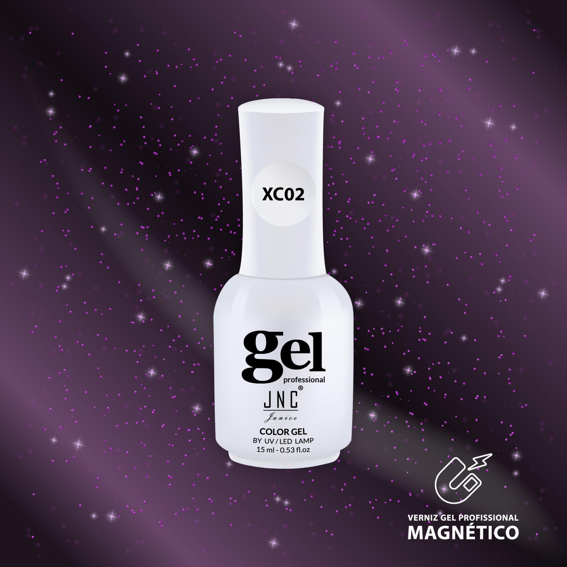 Verniz Gel Classic Star XC02