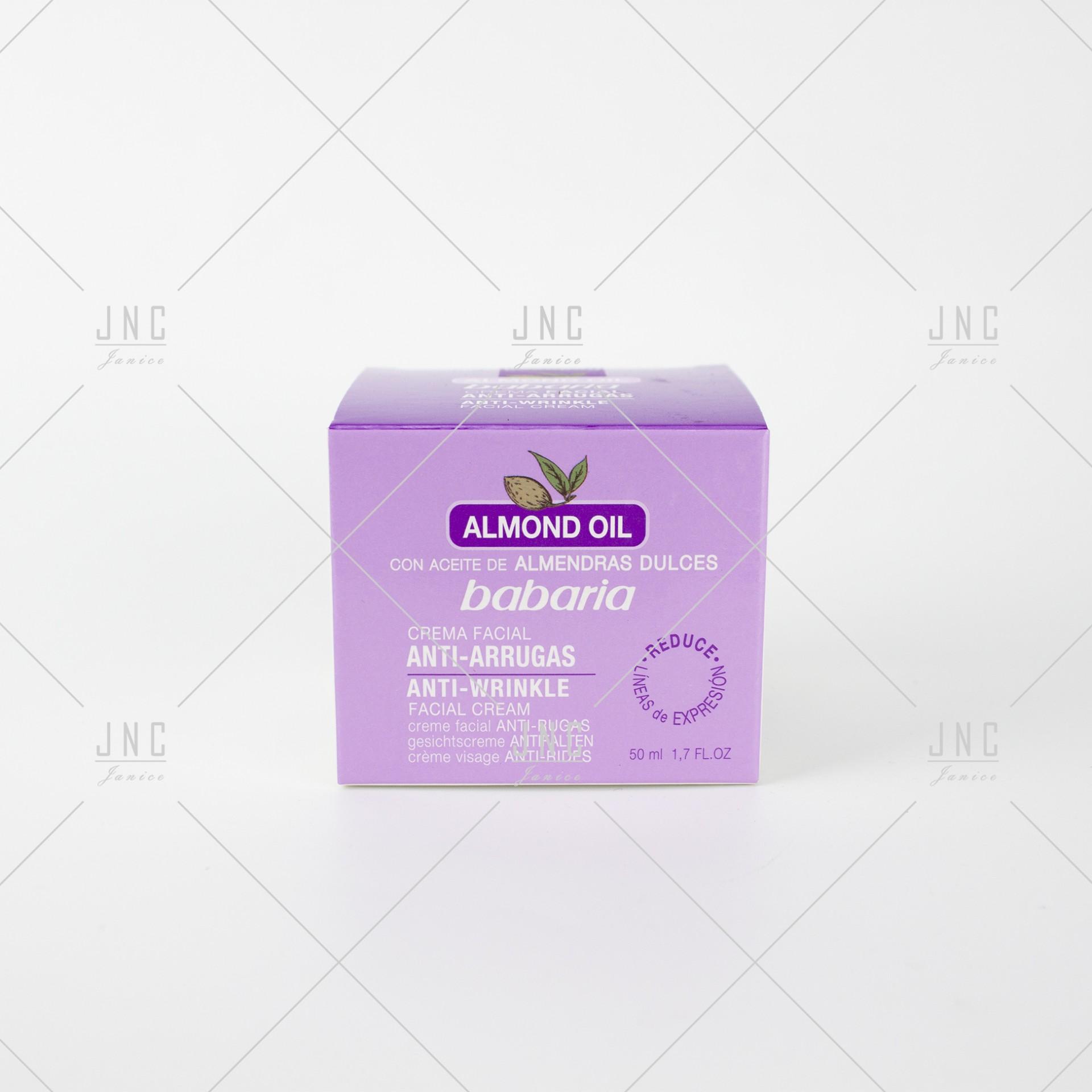 Creme Facial Almond Oil | Ref.021333