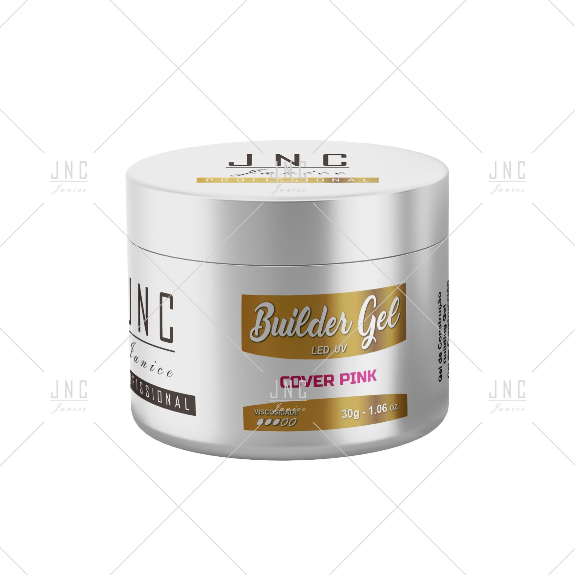 Builder Gel - Cover Pink | Ref.862252