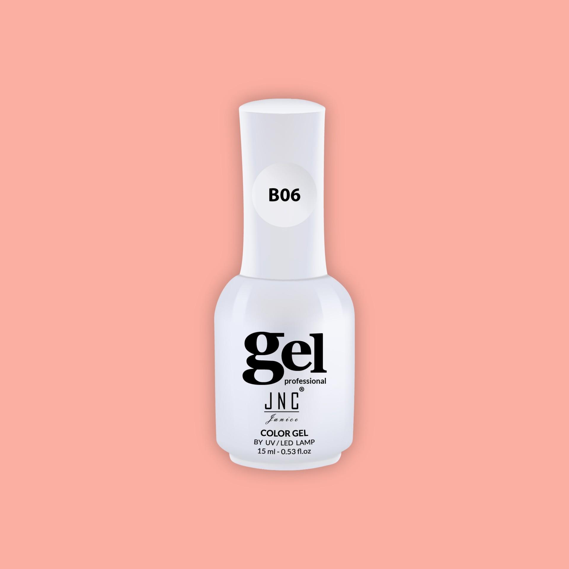 Verniz Gel Essentials B06