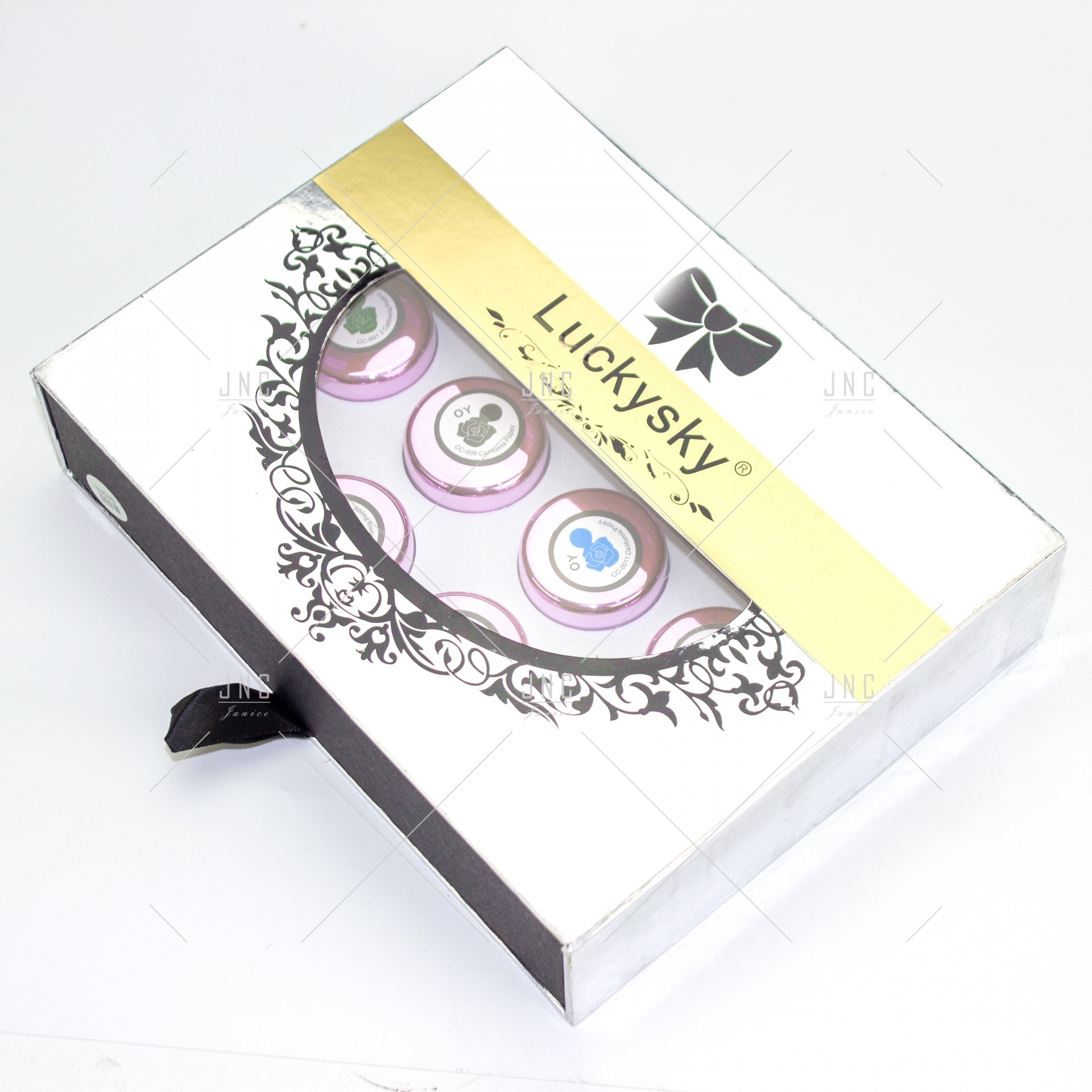Gel Plasticina 5D - Caixa com 12 cores   Ref.861930