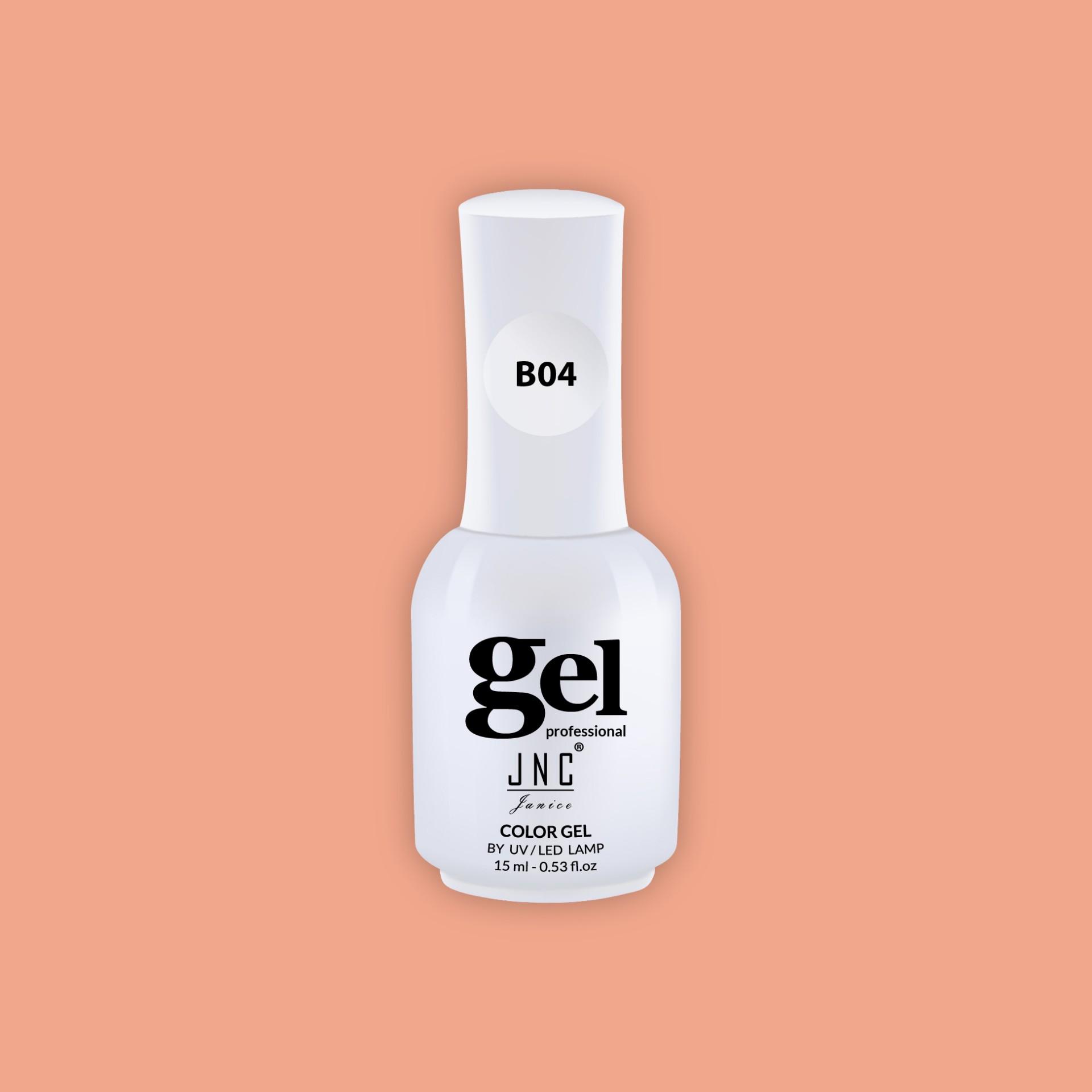 Verniz Gel Essentials B04