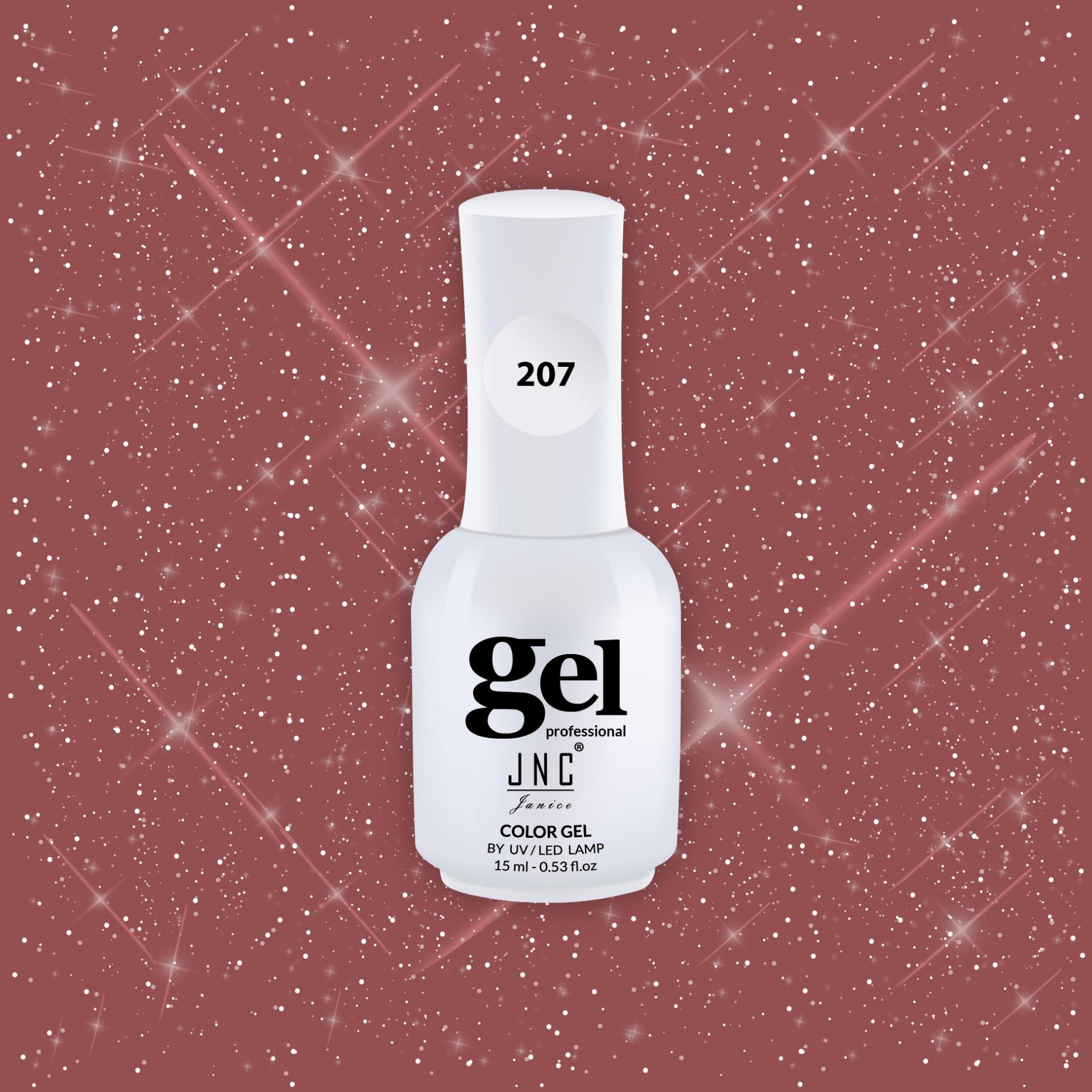 Verniz Gel Intense Glow 207