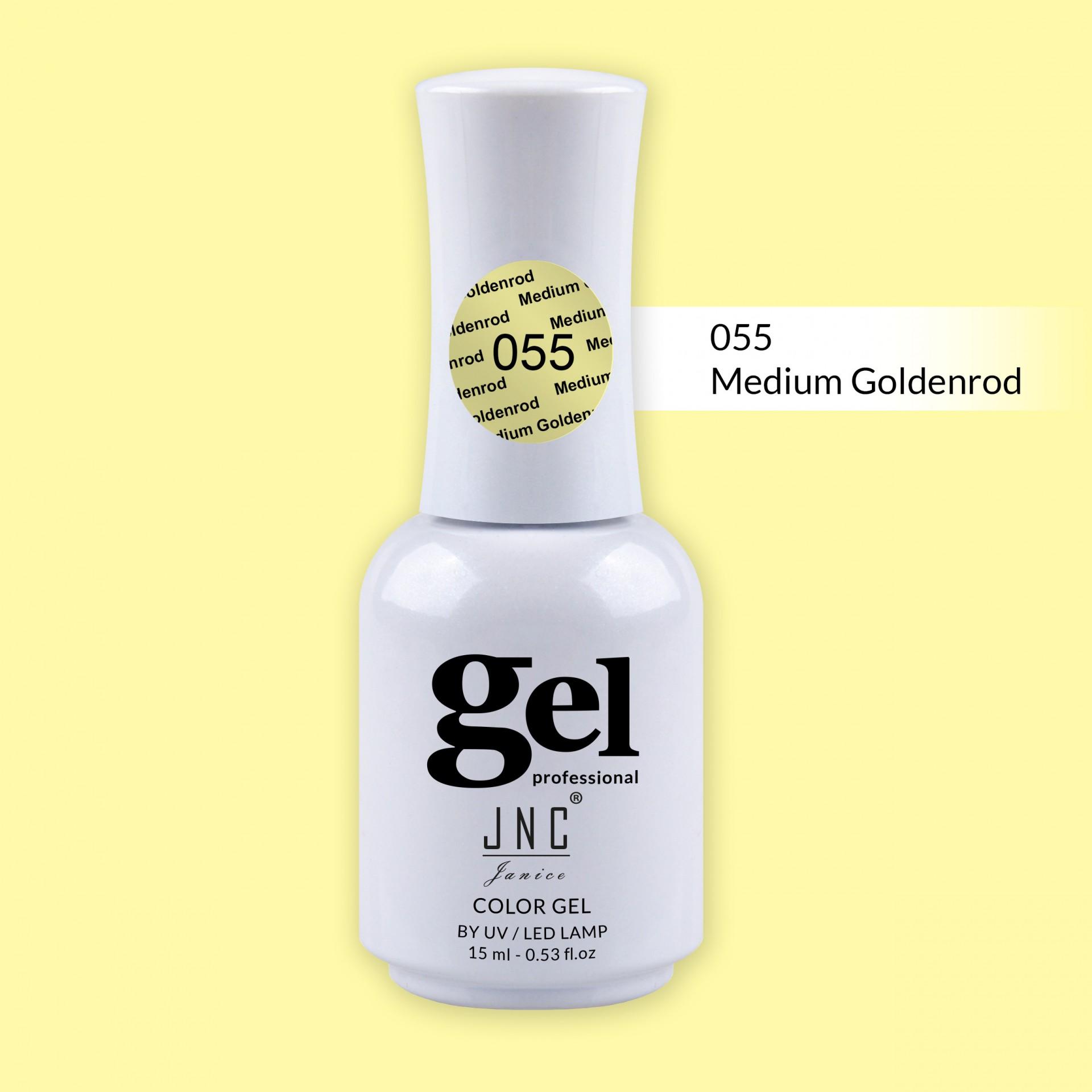 Verniz Gel 055 - Medium Goldenrod