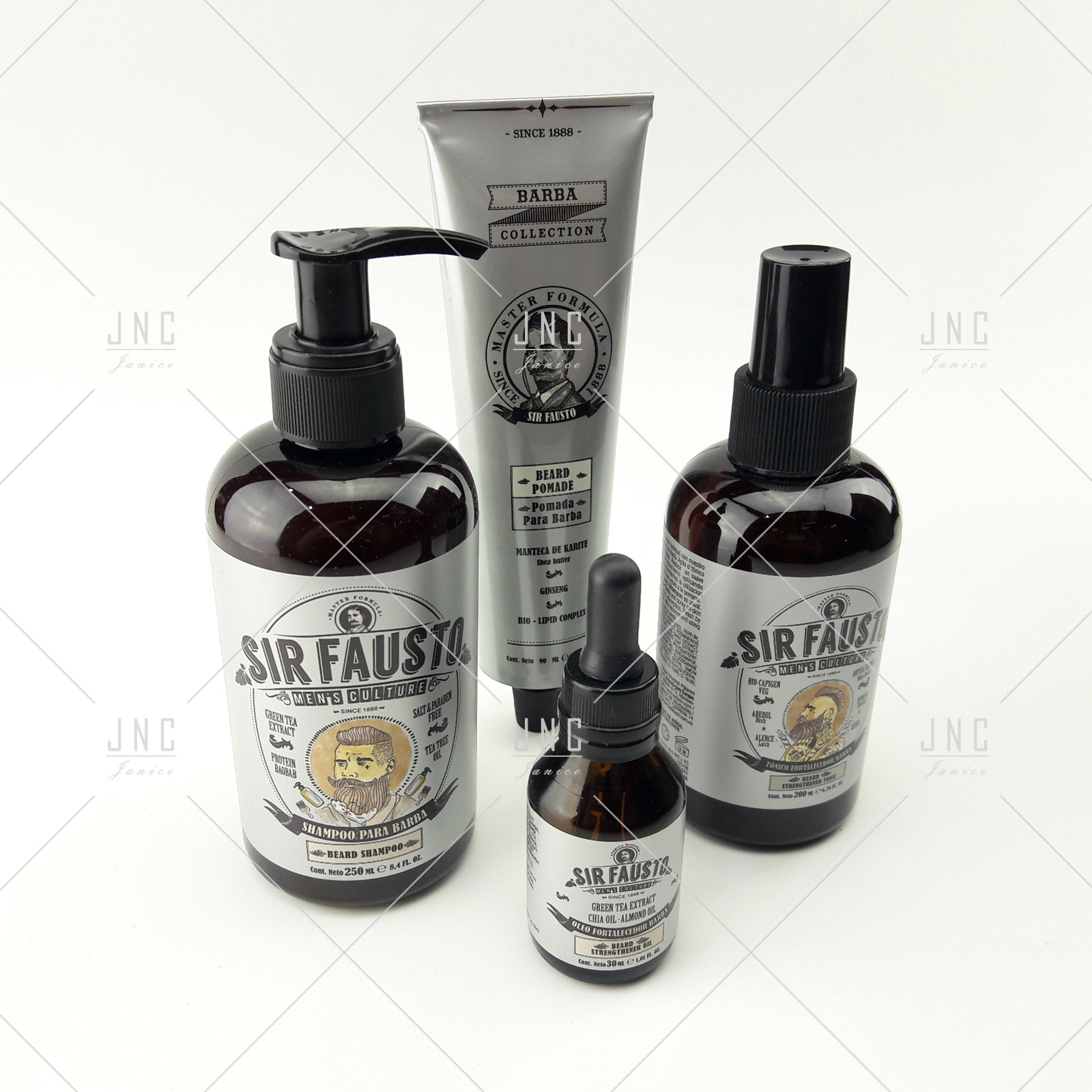 Kit Barba - SIR FAUSTO | REF.SIR4040