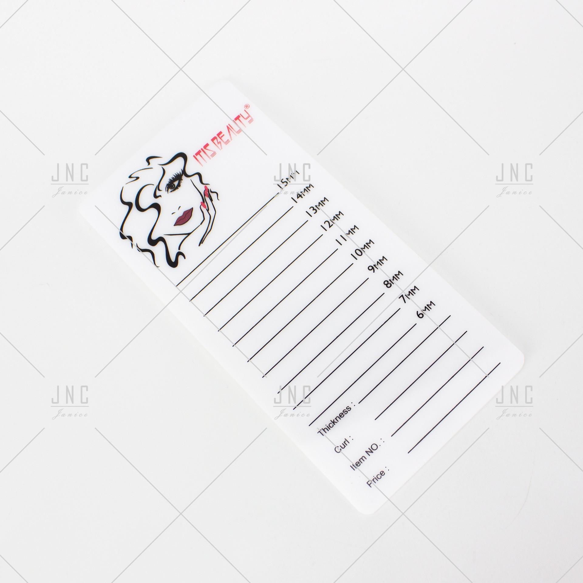 Card Organizador de Pestanas   Ref.862127
