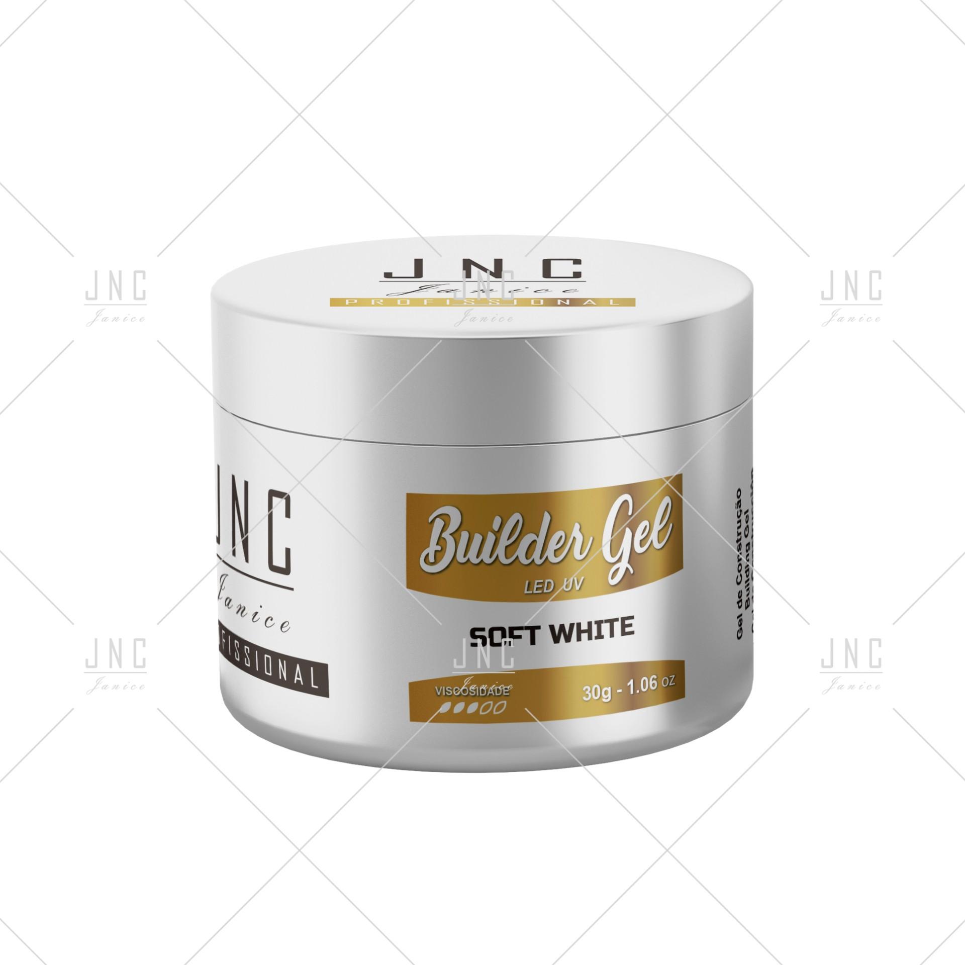 Builder Gel - Soft White | Ref.862503