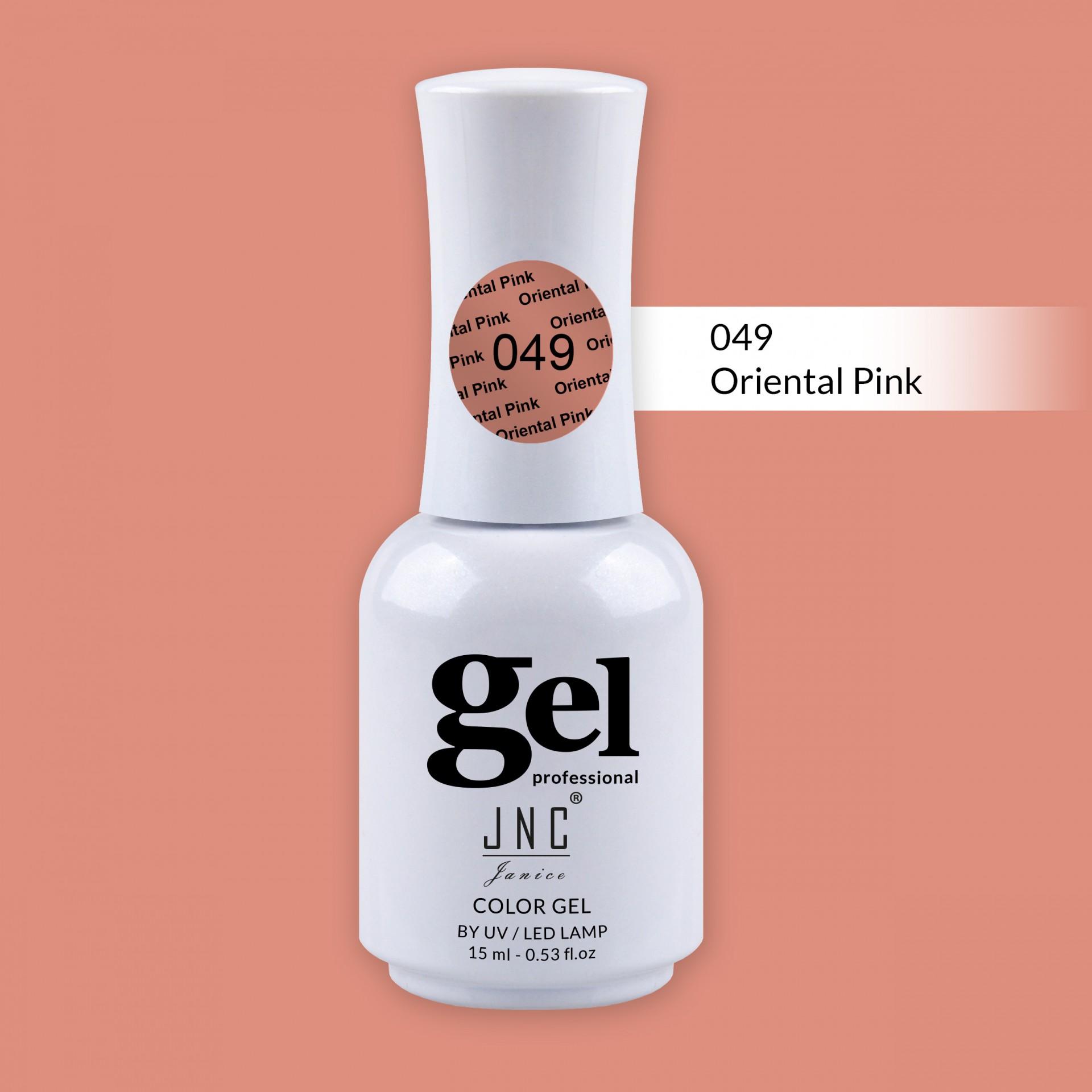 Verniz Gel 049 - Oriental Pink