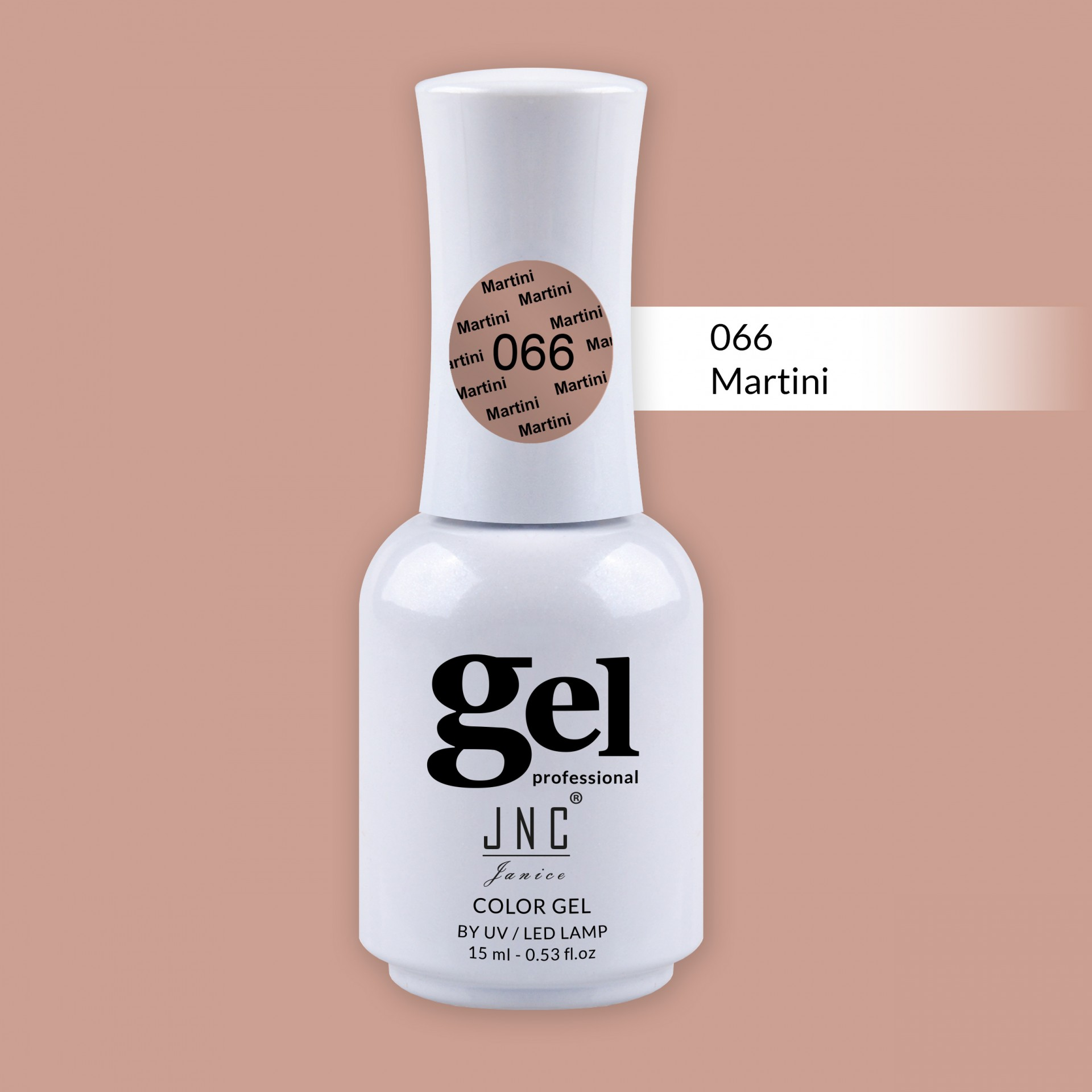 Verniz Gel 066 - Martini