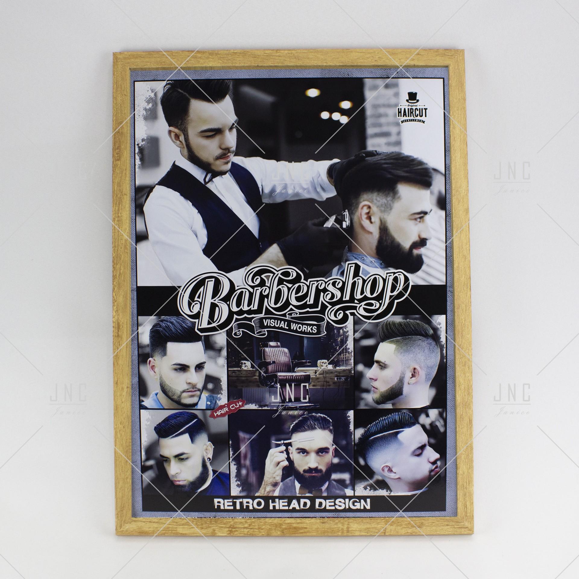 Quadro Barbearia #6 - Ref.862162