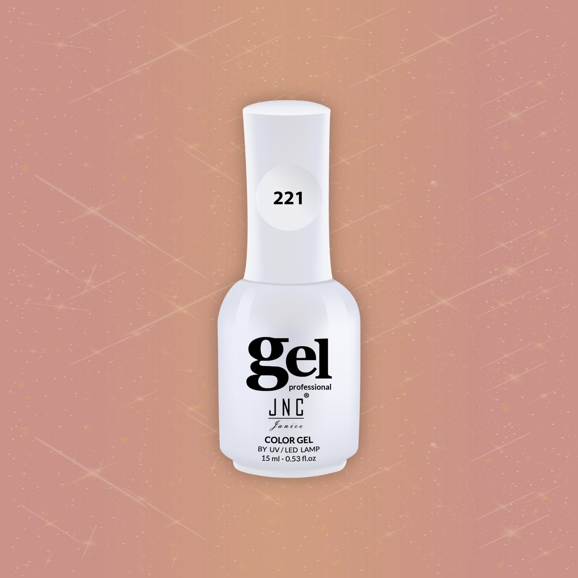 Verniz Gel Golden Charm 221