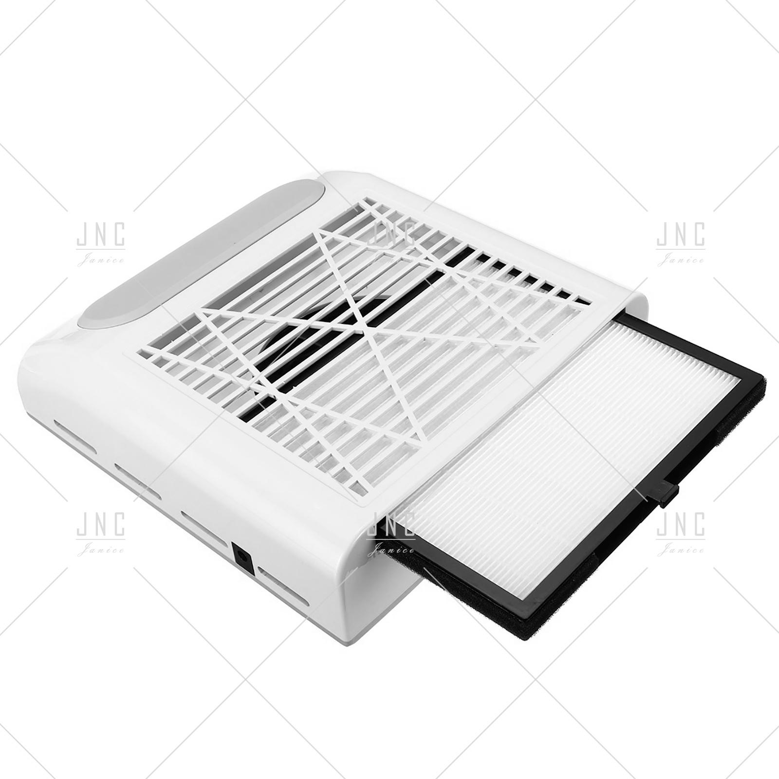 Aspirador de Pó de Unhas 80W | BQ-858-8 | Ref.861866