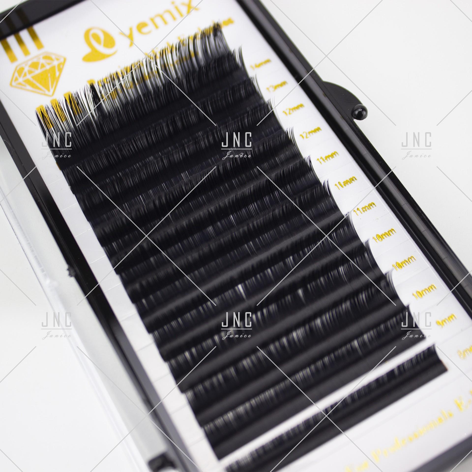 Extensão de Pestanas Eyemix - Mist 8mm a 14mm - 0.07C | Ref.862464