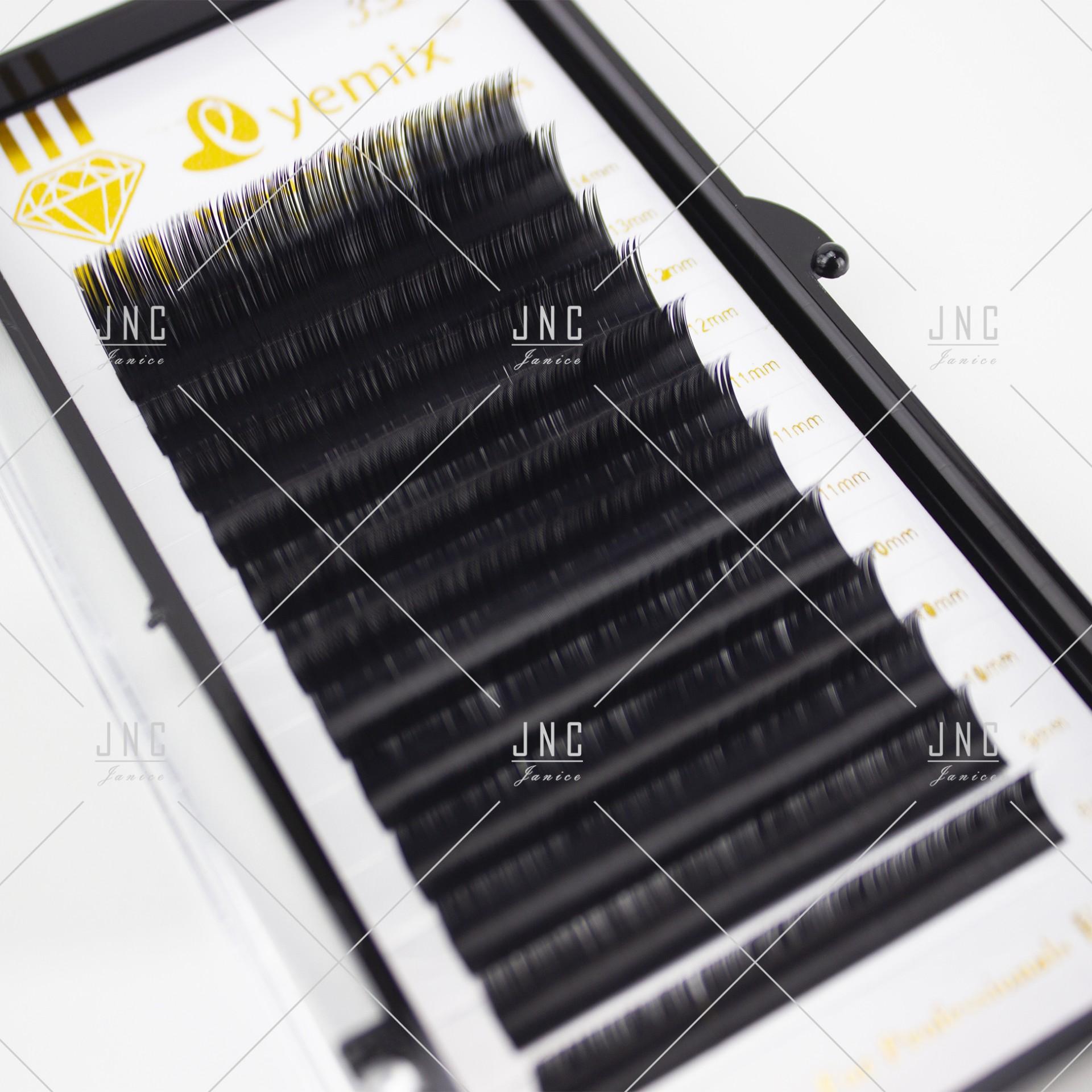 Extensão de Pestanas Eyemix - Mist 8mm a 14mm - 0.10C | Ref.862463