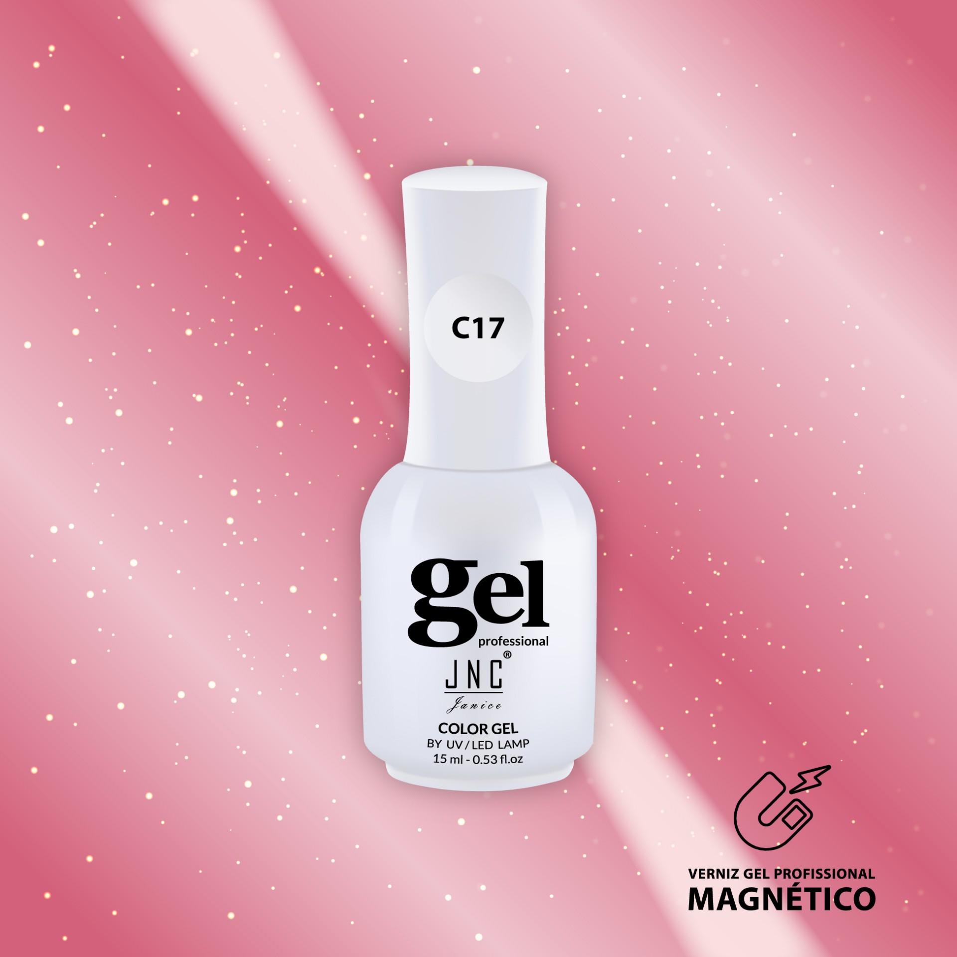 Verniz Gel Cat Eye C17