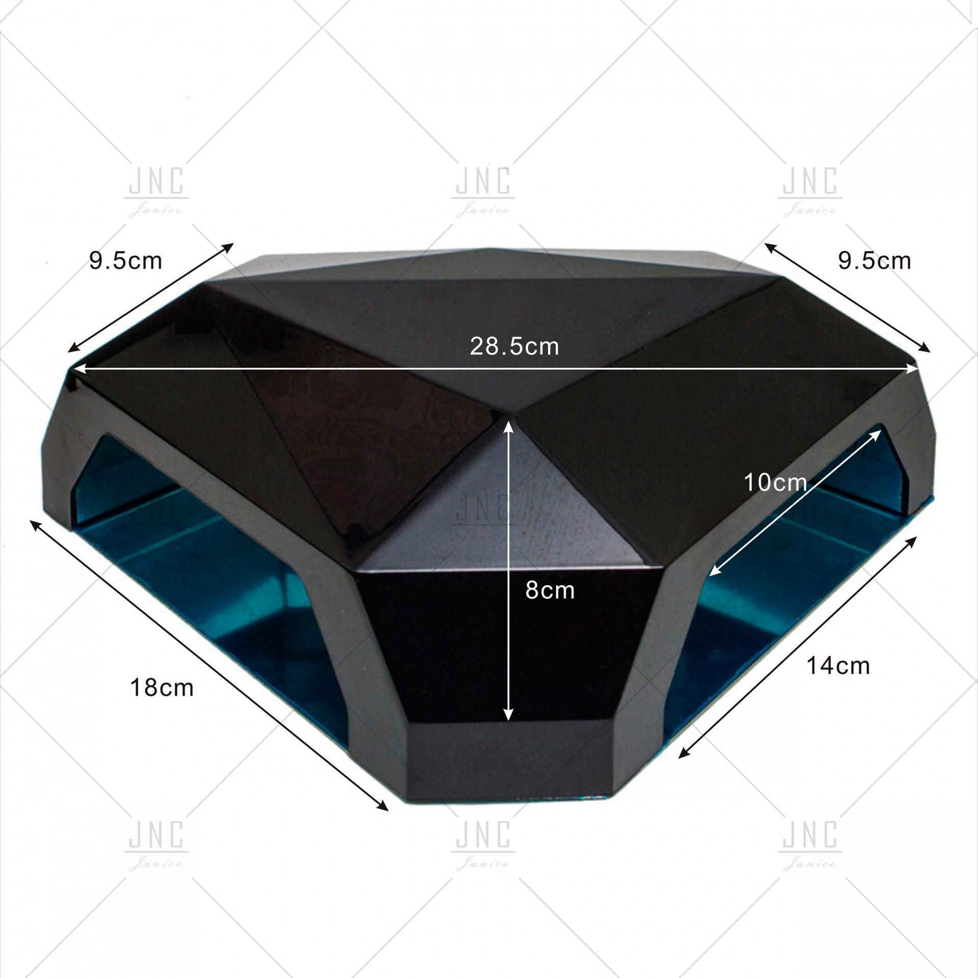Catalisador LED UV 60W   Ref.860877
