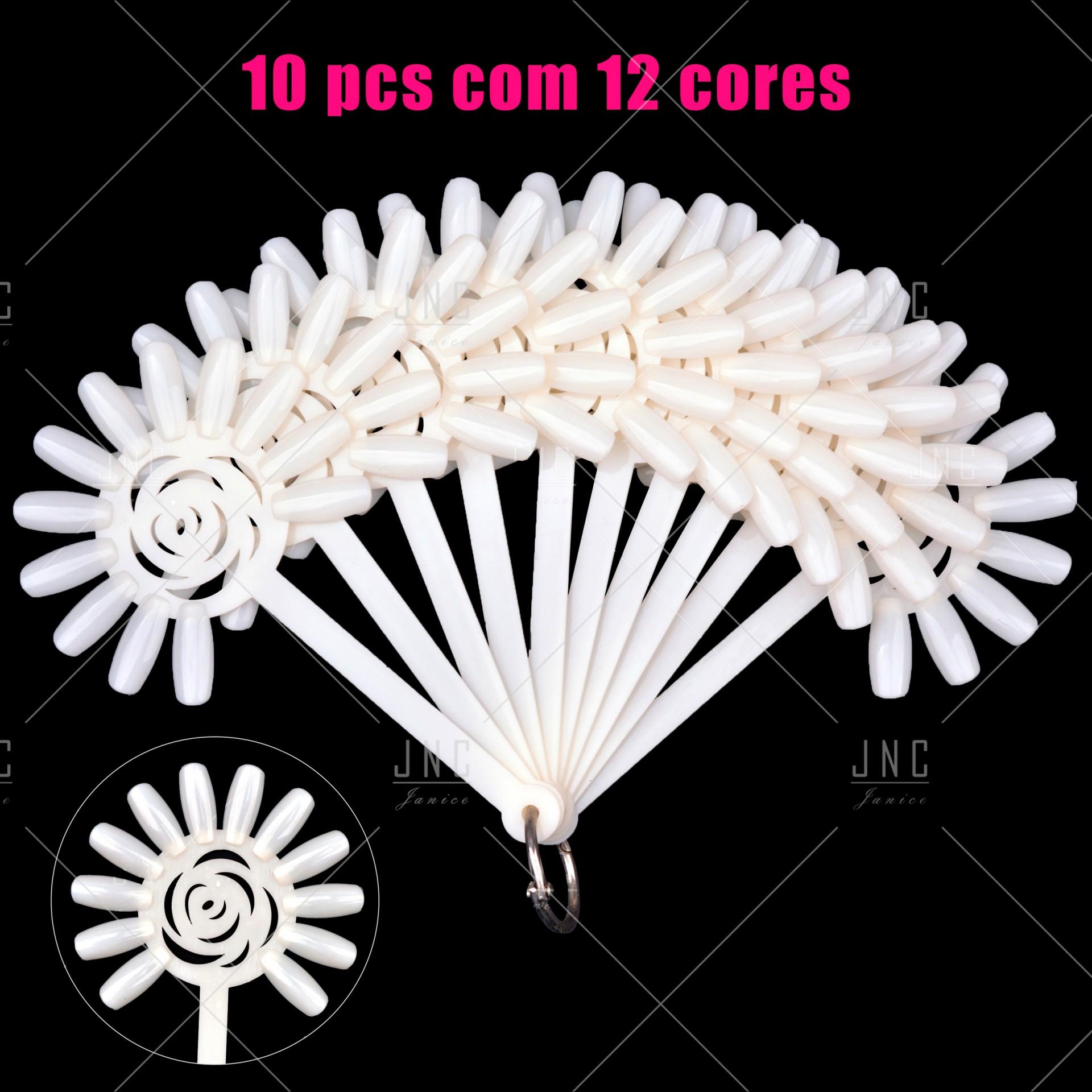 Expositor 10 PCS de 12 Cores | Ref.8861170