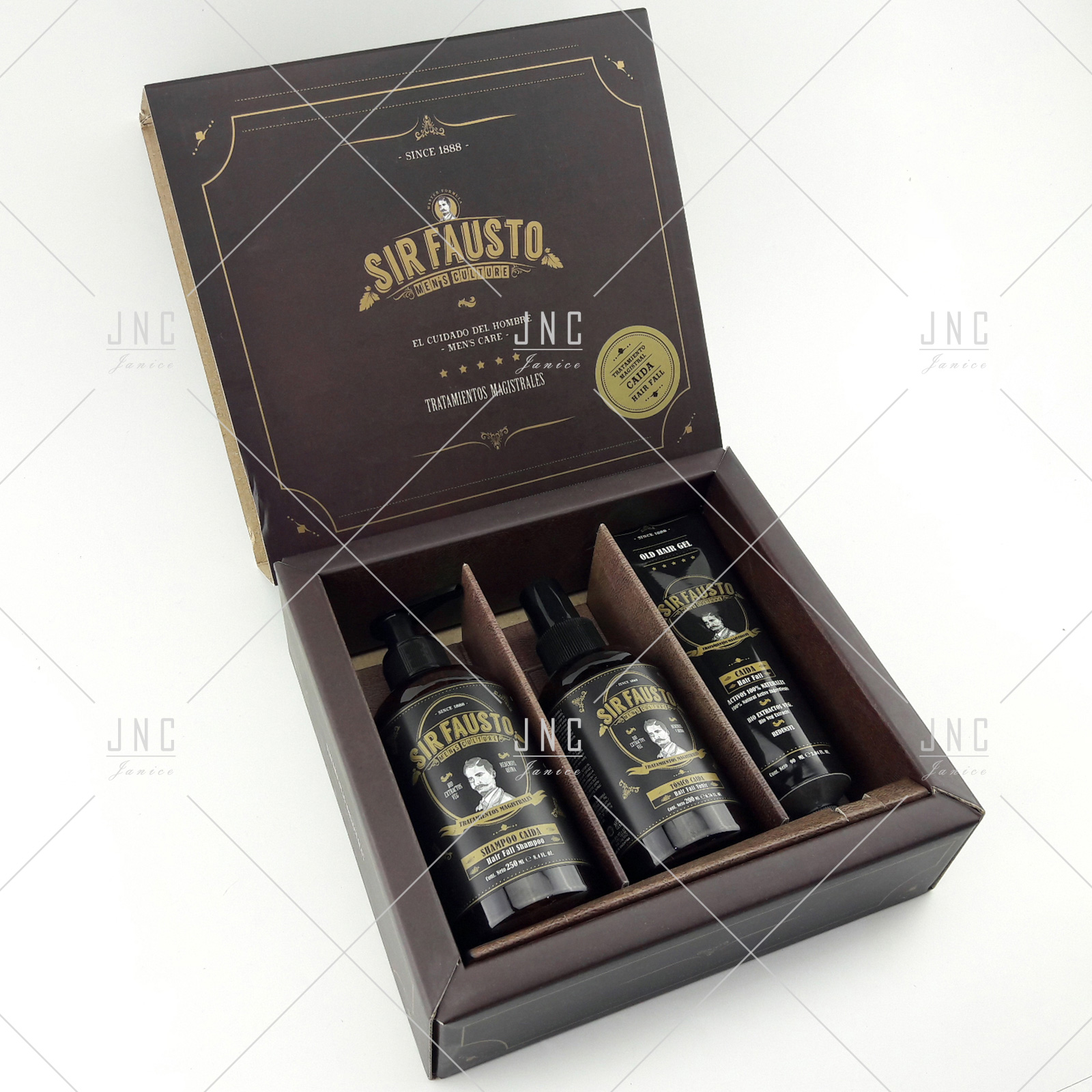 Kit Anti Queda - SIR FAUSTO | REF.SIR0005