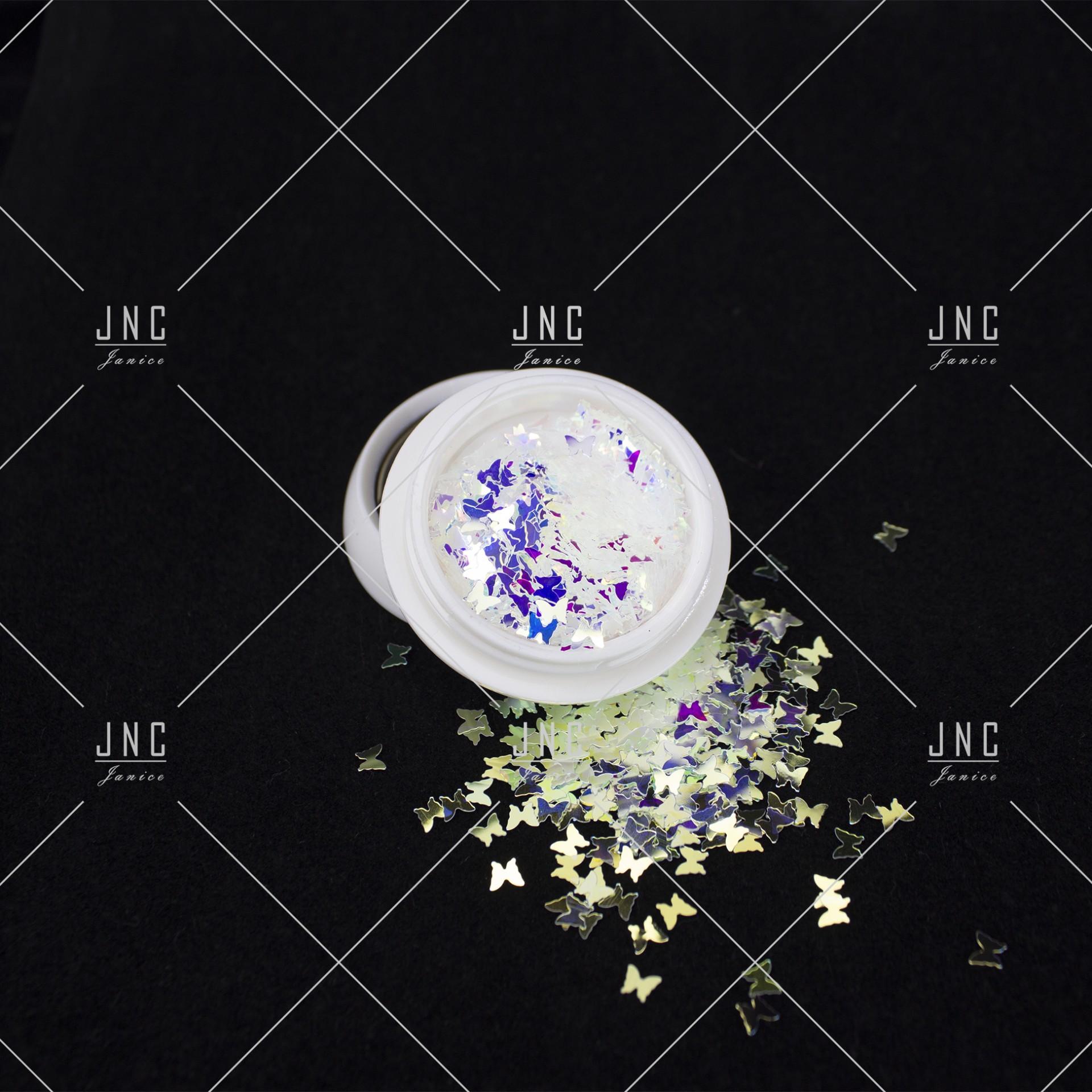 Borboletas de Lantejoulas #01 | Ref.862535-1