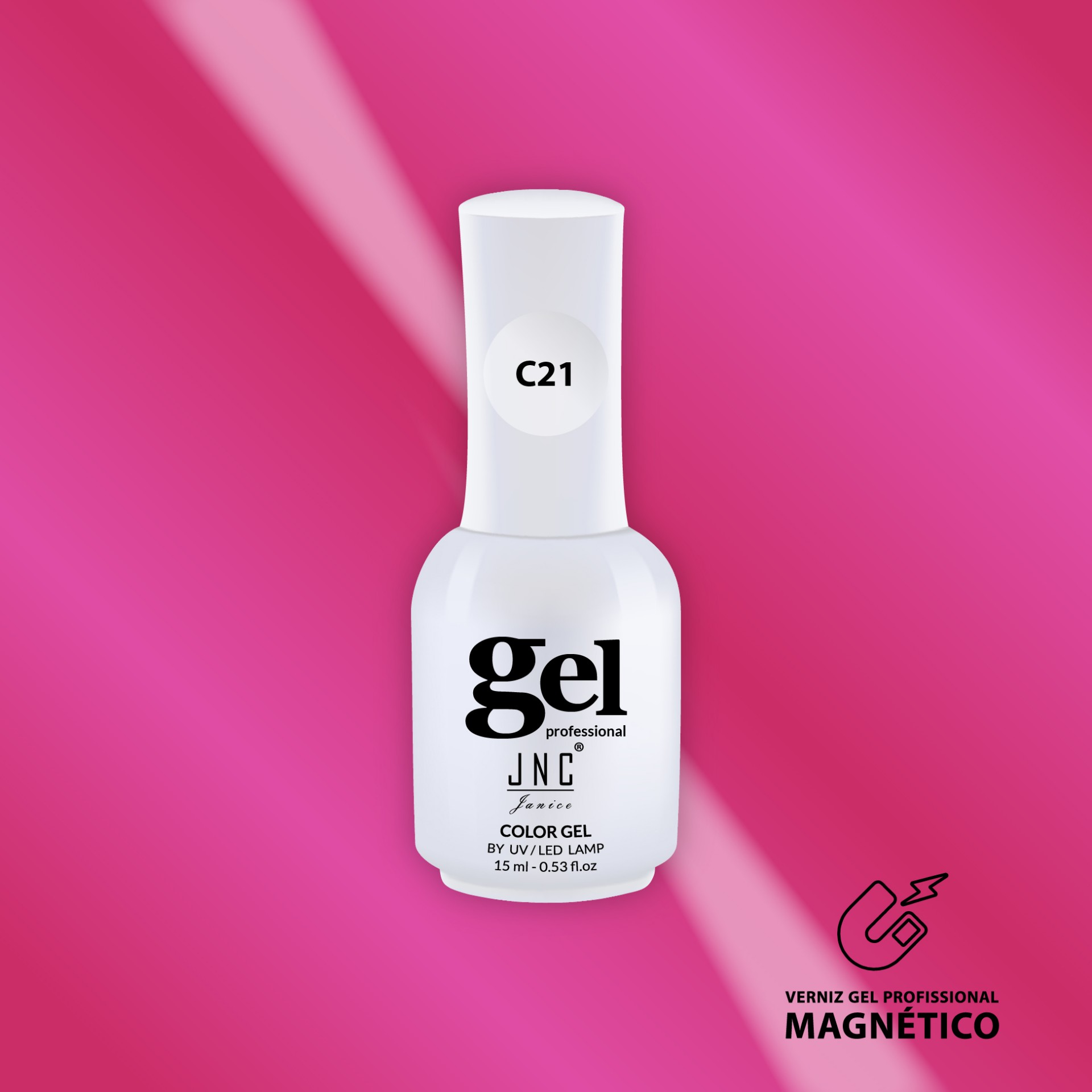 Verniz Gel Cat Eye C21