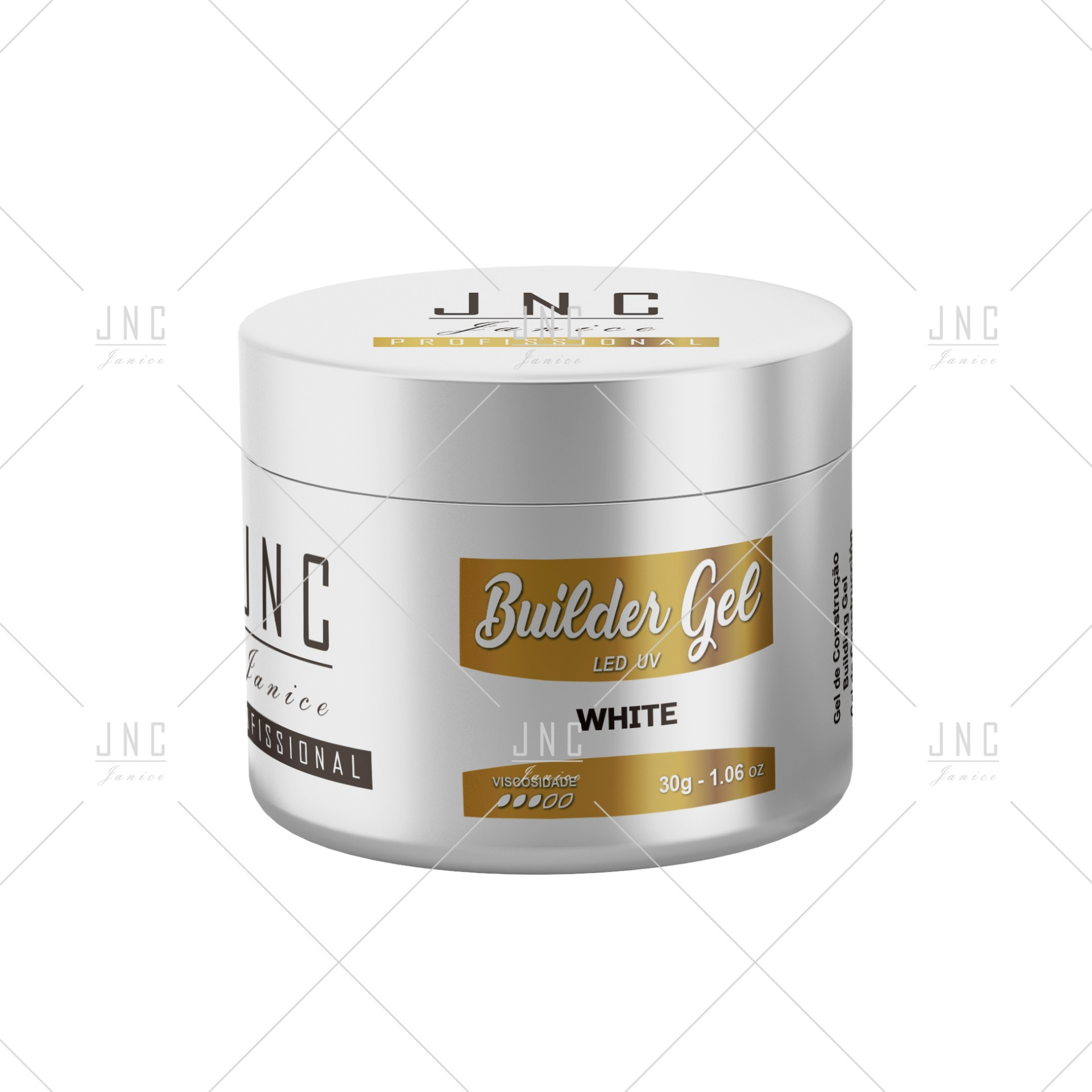 Builder Gel - White | Ref.862250