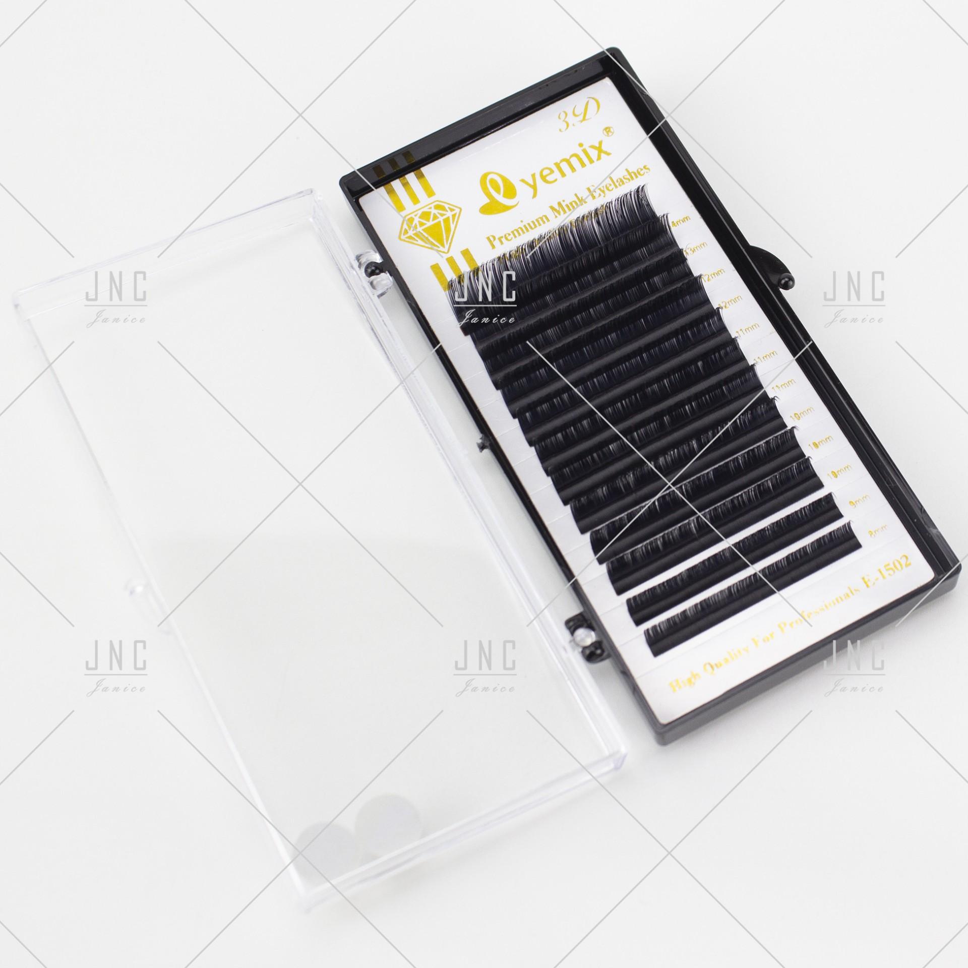 Extensão de Pestanas Eyemix - Mist 8mm a 14mm - 0.07D | Ref.862469