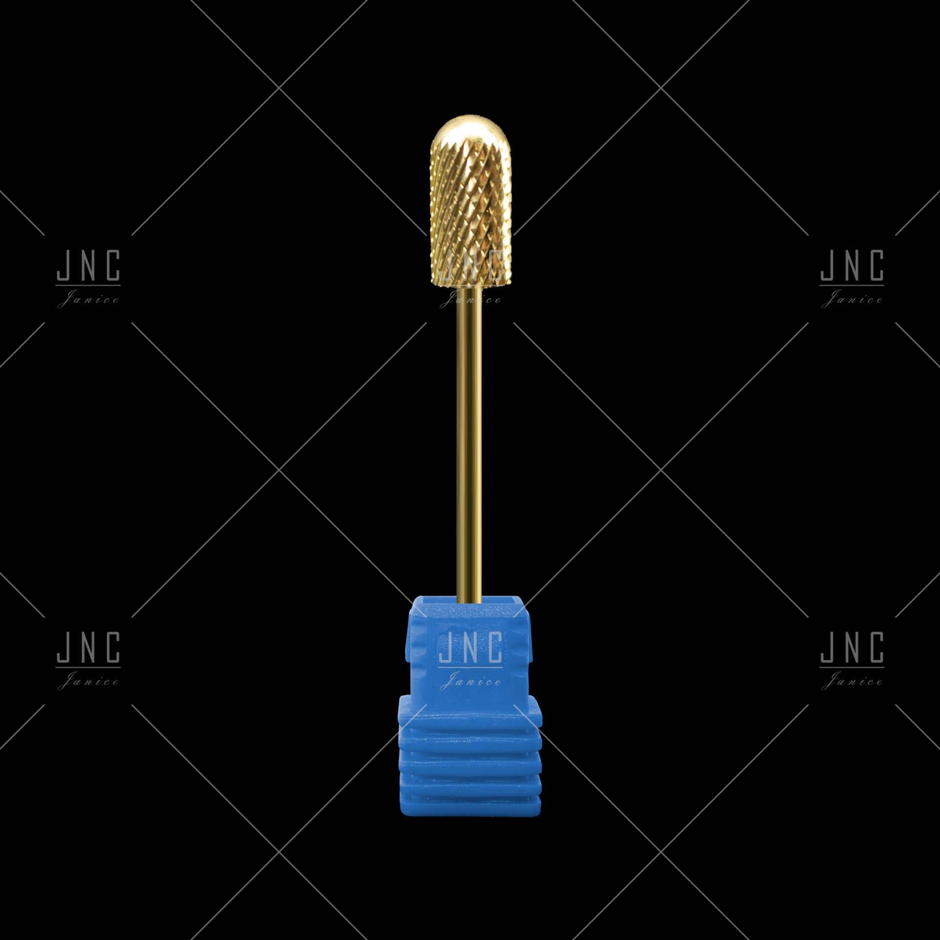 Broca Cilíndrica Titânio | Ref.G-12-M