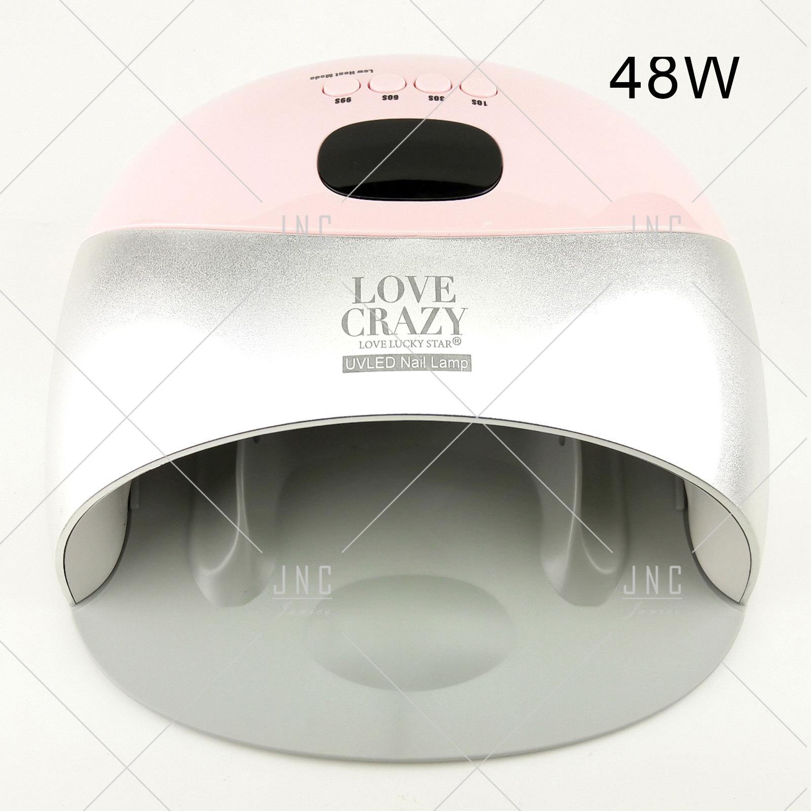 Catalisador LED UV 48W | LOVE CRAZY | N11