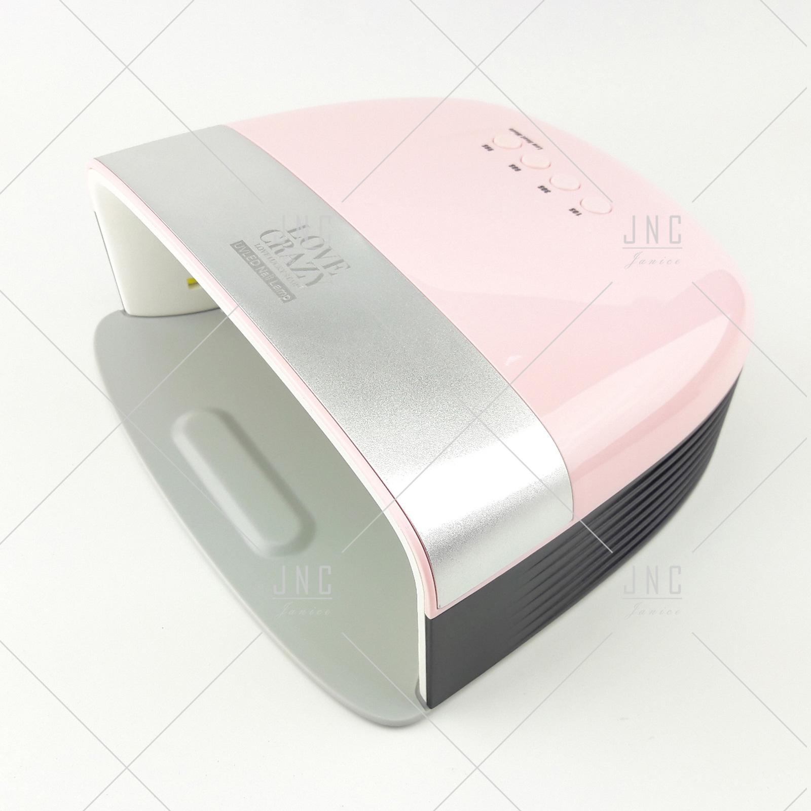 Catalisador LED UV 48W | LOVE CRAZY | N10