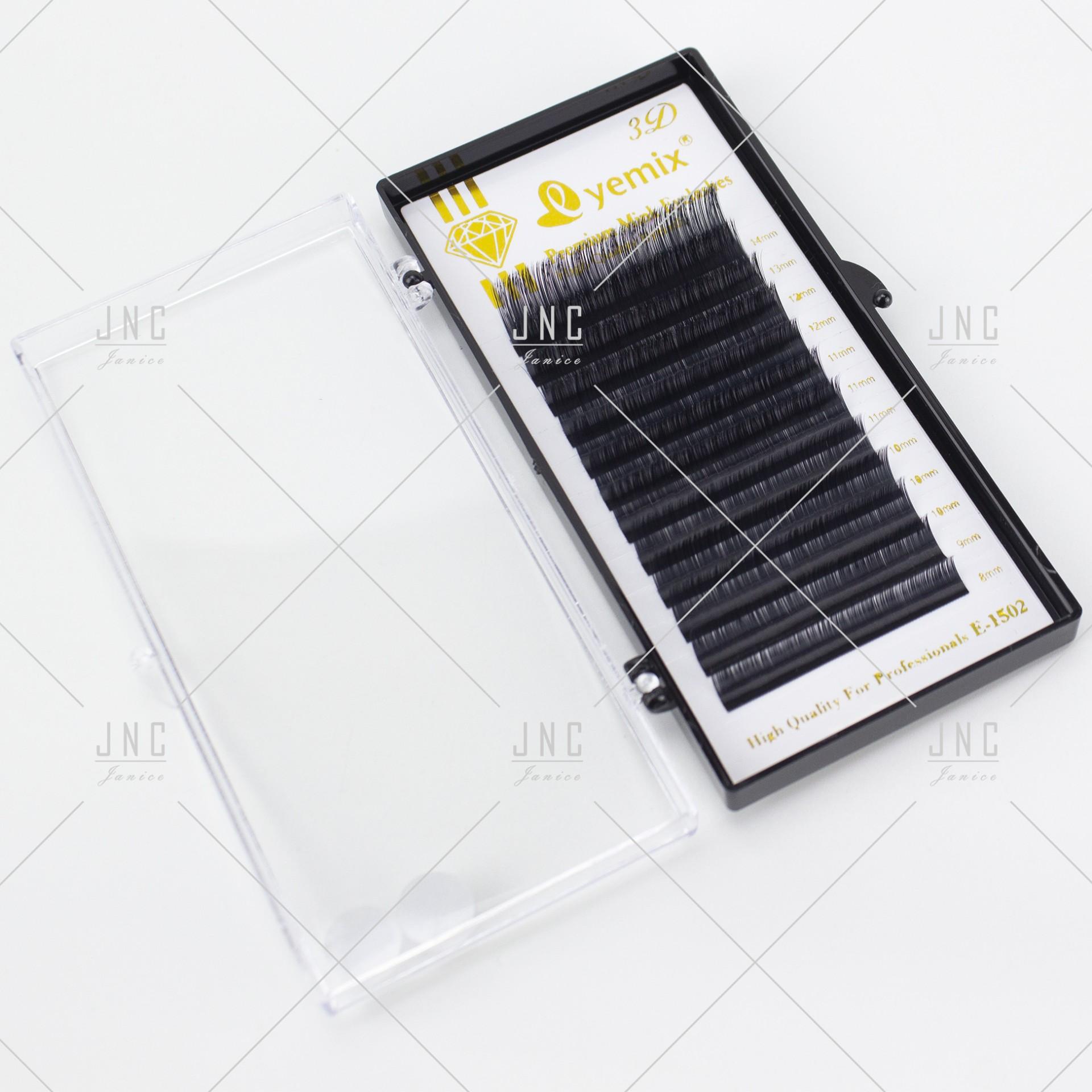 Extensão de Pestanas Eyemix - Mist 8mm a 14mm - 0.05C | Ref.862465