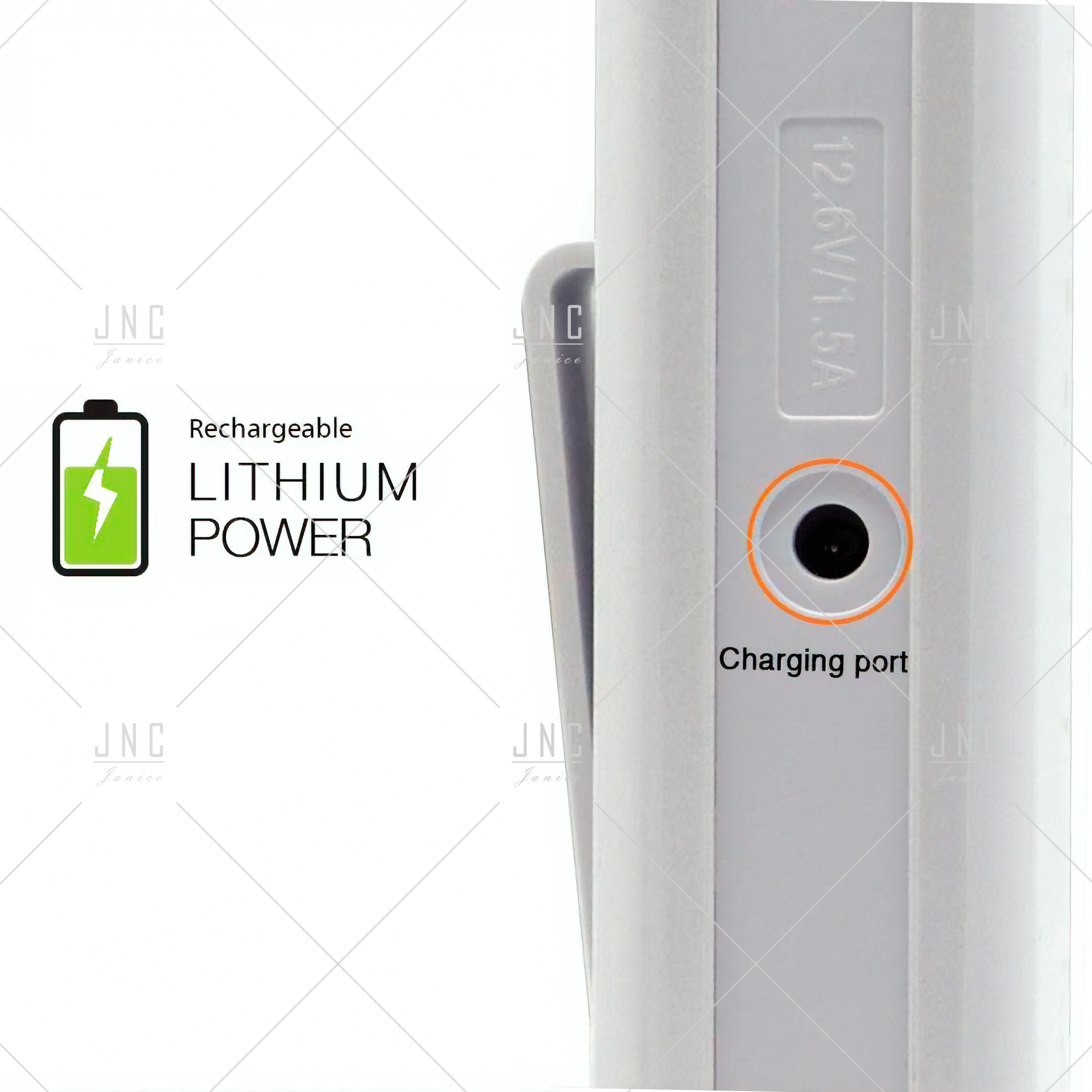 Micromotor Portátil - Nail Drill Portable   Ref.TN1027
