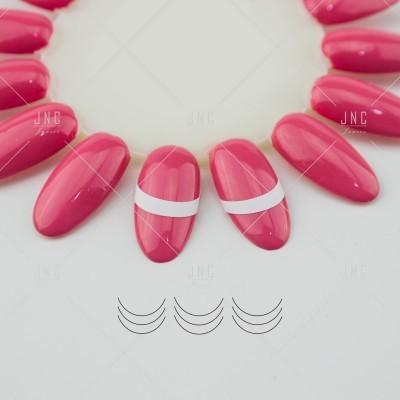 Adesivos Manicure Francesa #11 - Ref.860748