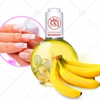 Óleo Hidratante para Cutículas - Banana | Ref.980964