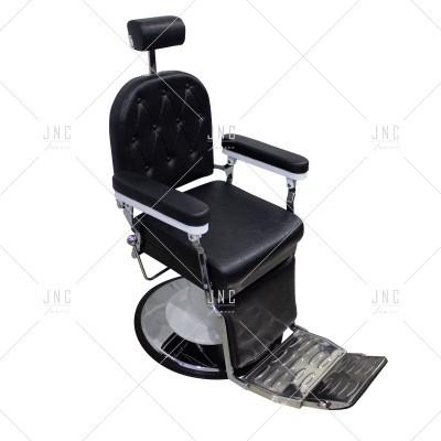 Cadeira de Barbeiro - Negro | Ref.SPB008